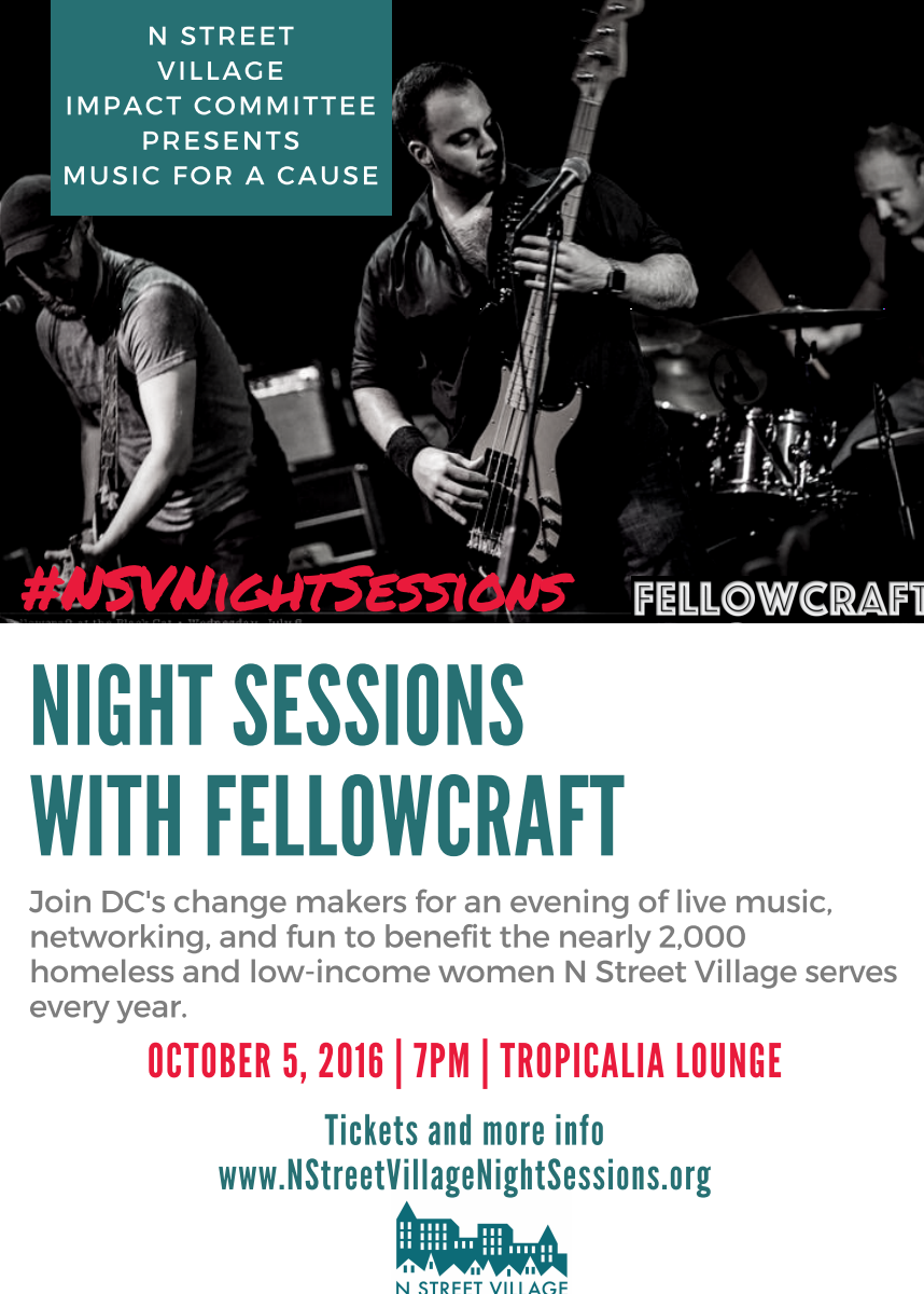 Fellowcraft N Street Night Sessions