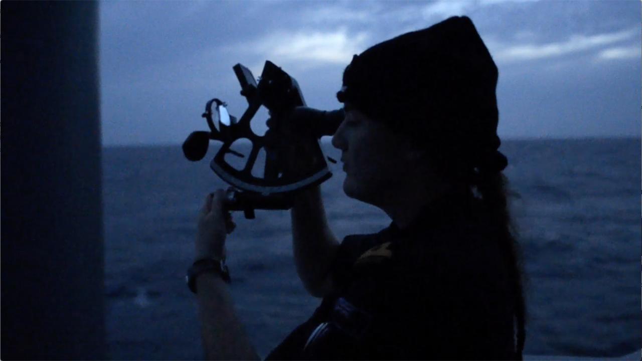 Navigation, HMNZS Otago, 2011