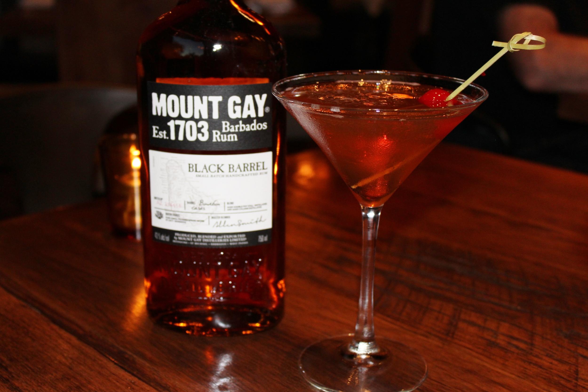 Rum Manhattan