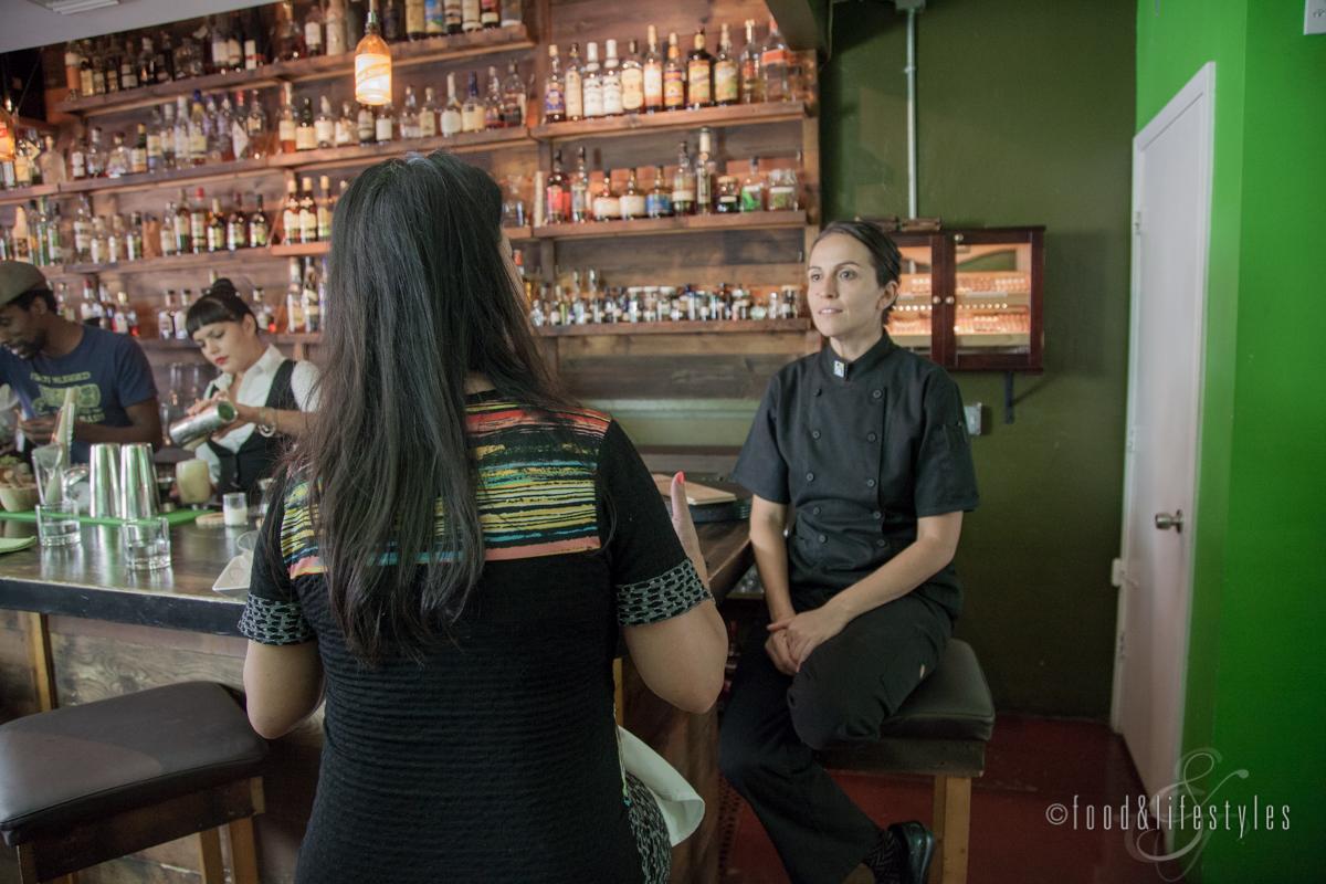 Chatting with Chef Danielle Leoni