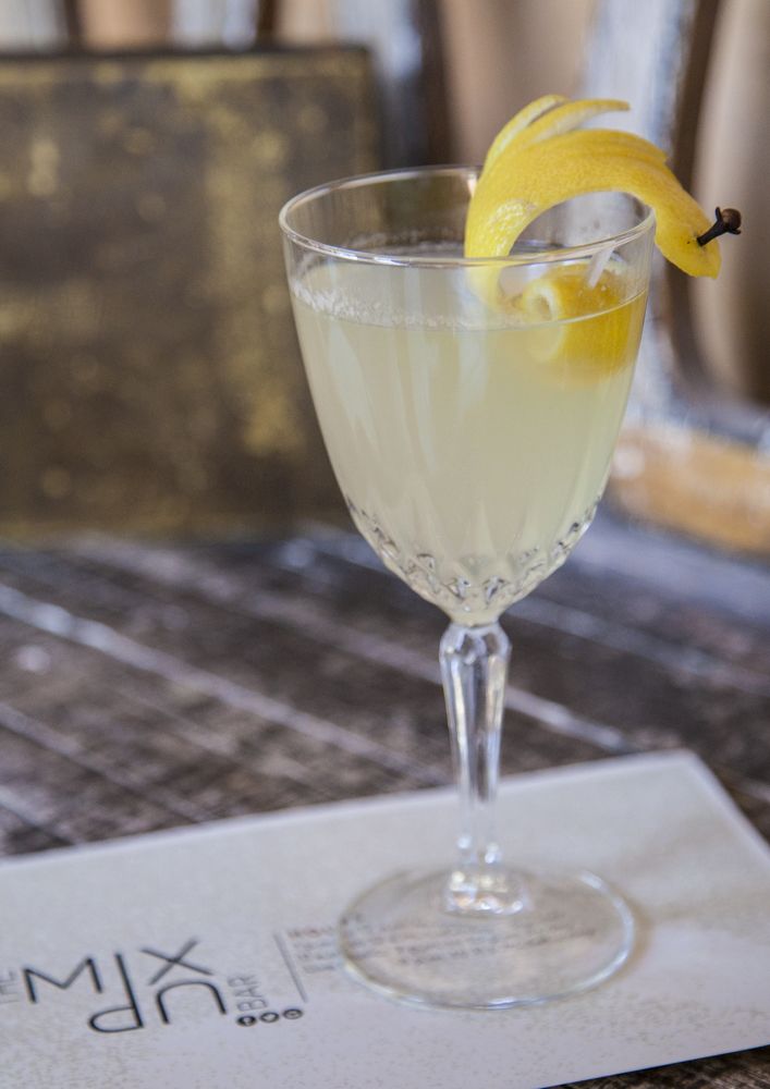 Learn about the history of the Bee's Knees, and Charlie's recipe  HERE .