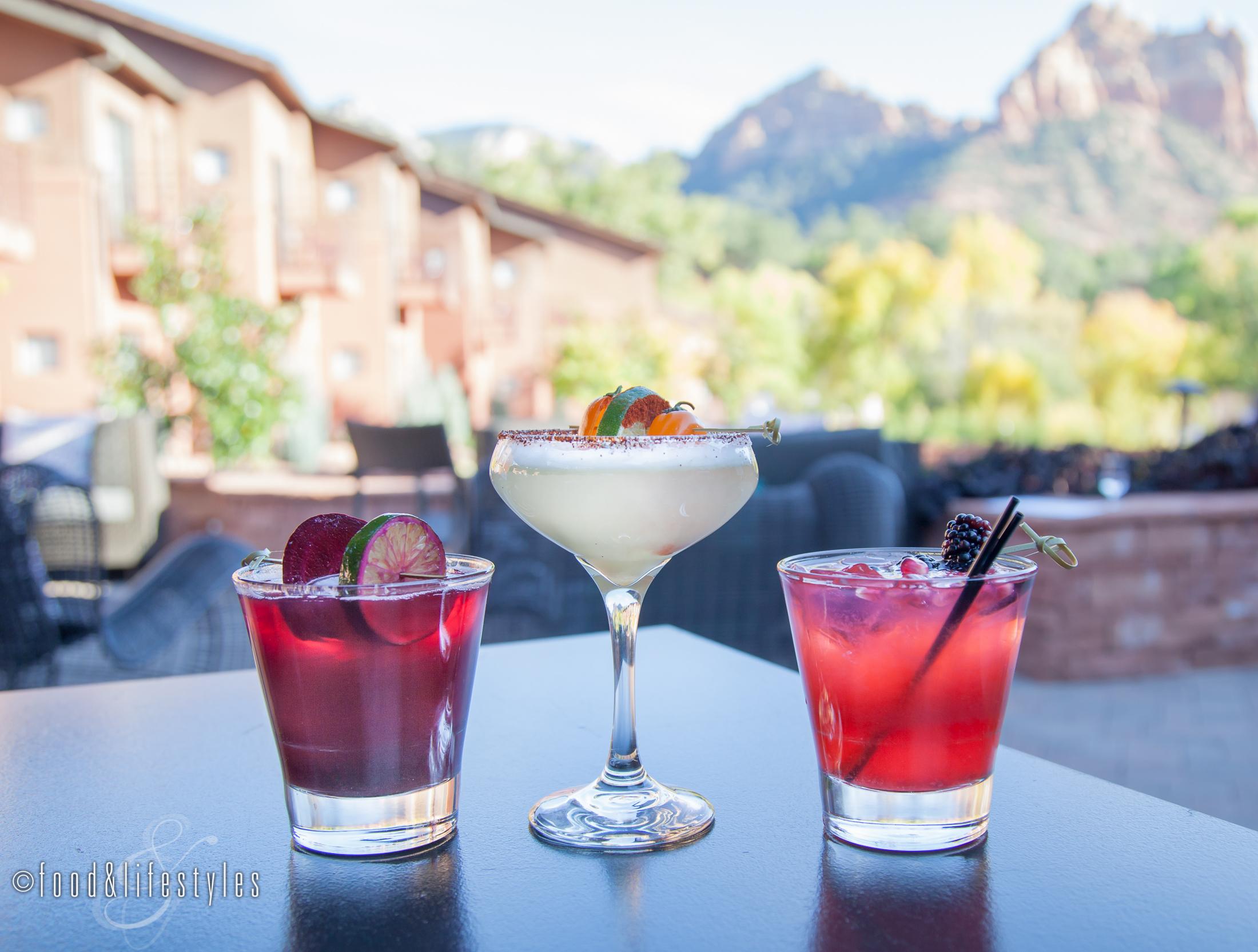 SaltRock Kitchen cocktails