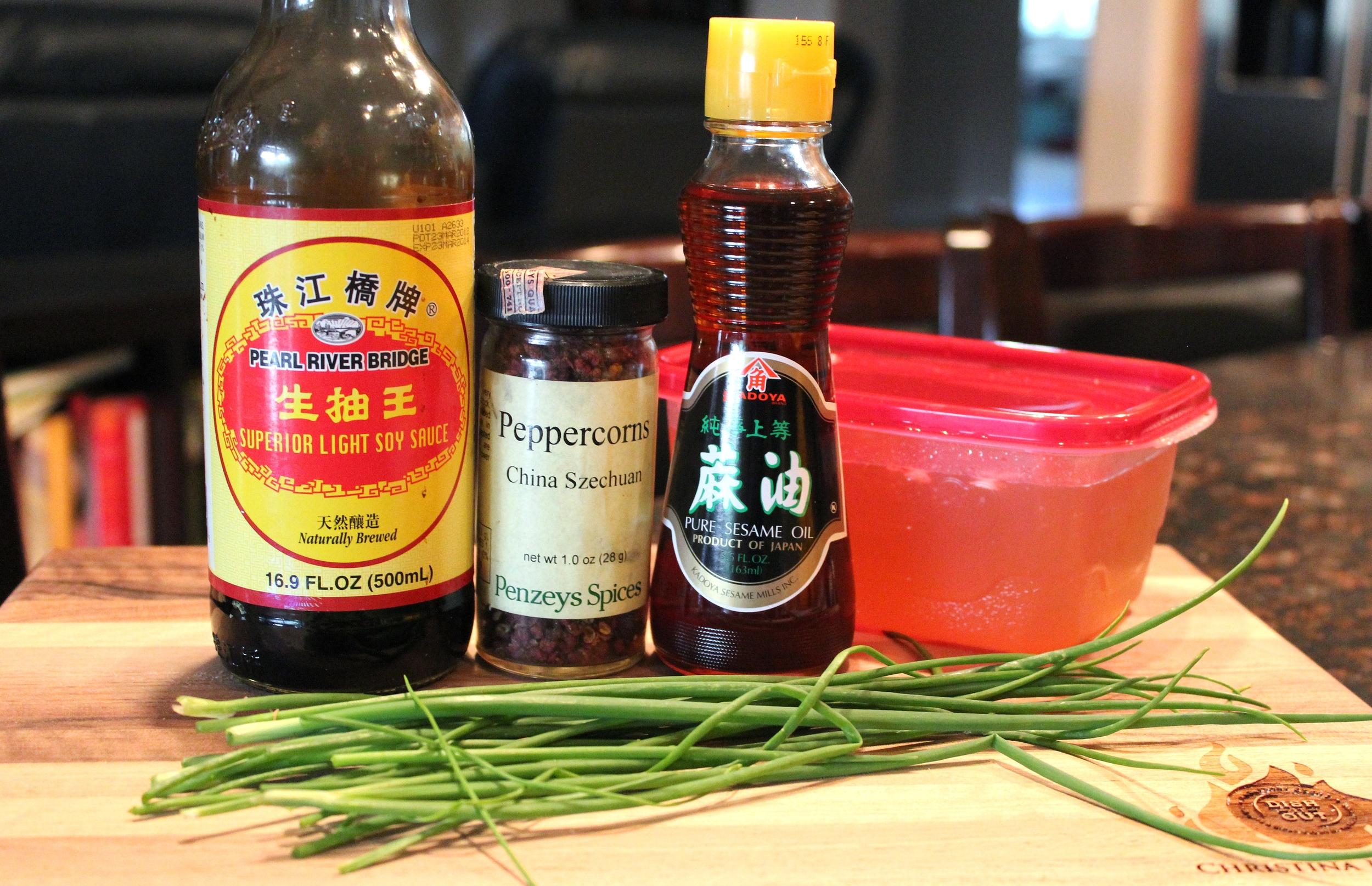 jiao ma ji pian ingredients