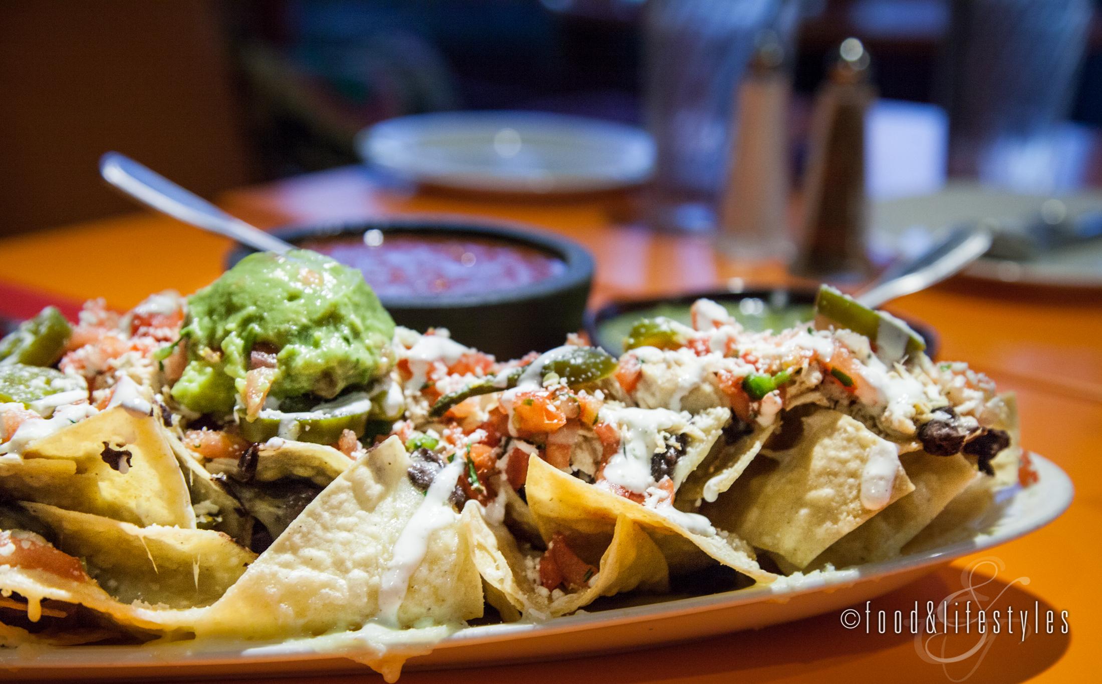 89 Agave nachos