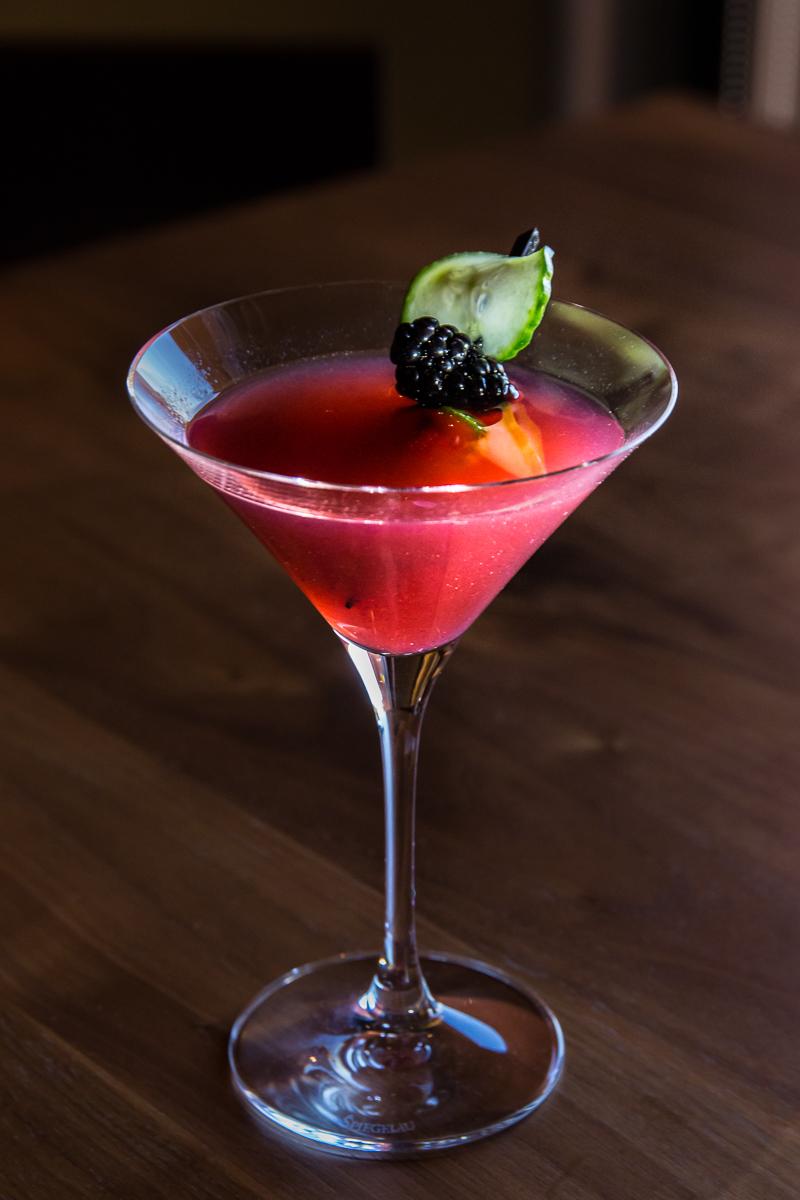 Blue Mountain cocktail