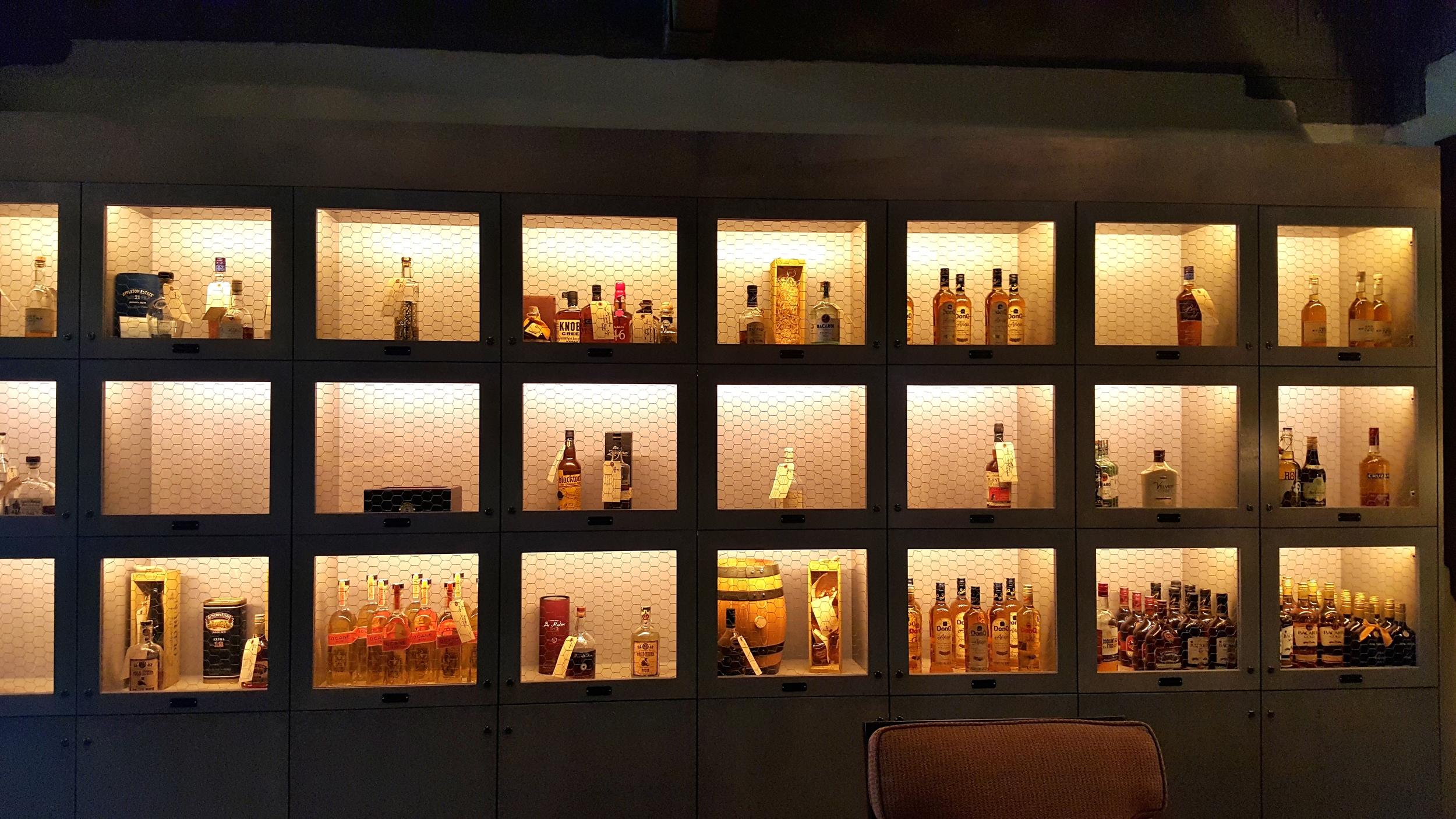 Toro rum bar scottsdale princess