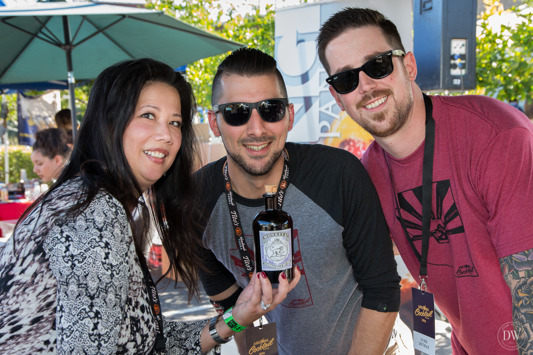 With Joe Intiso, Jr. and Luke Detraz of Southern Wine and Spirits