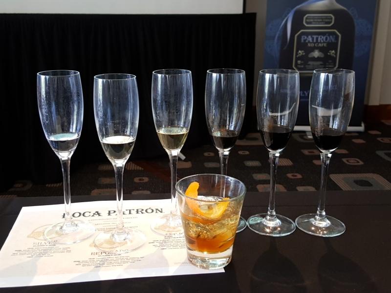 Sampling + Roca Anejo Old Fashioned