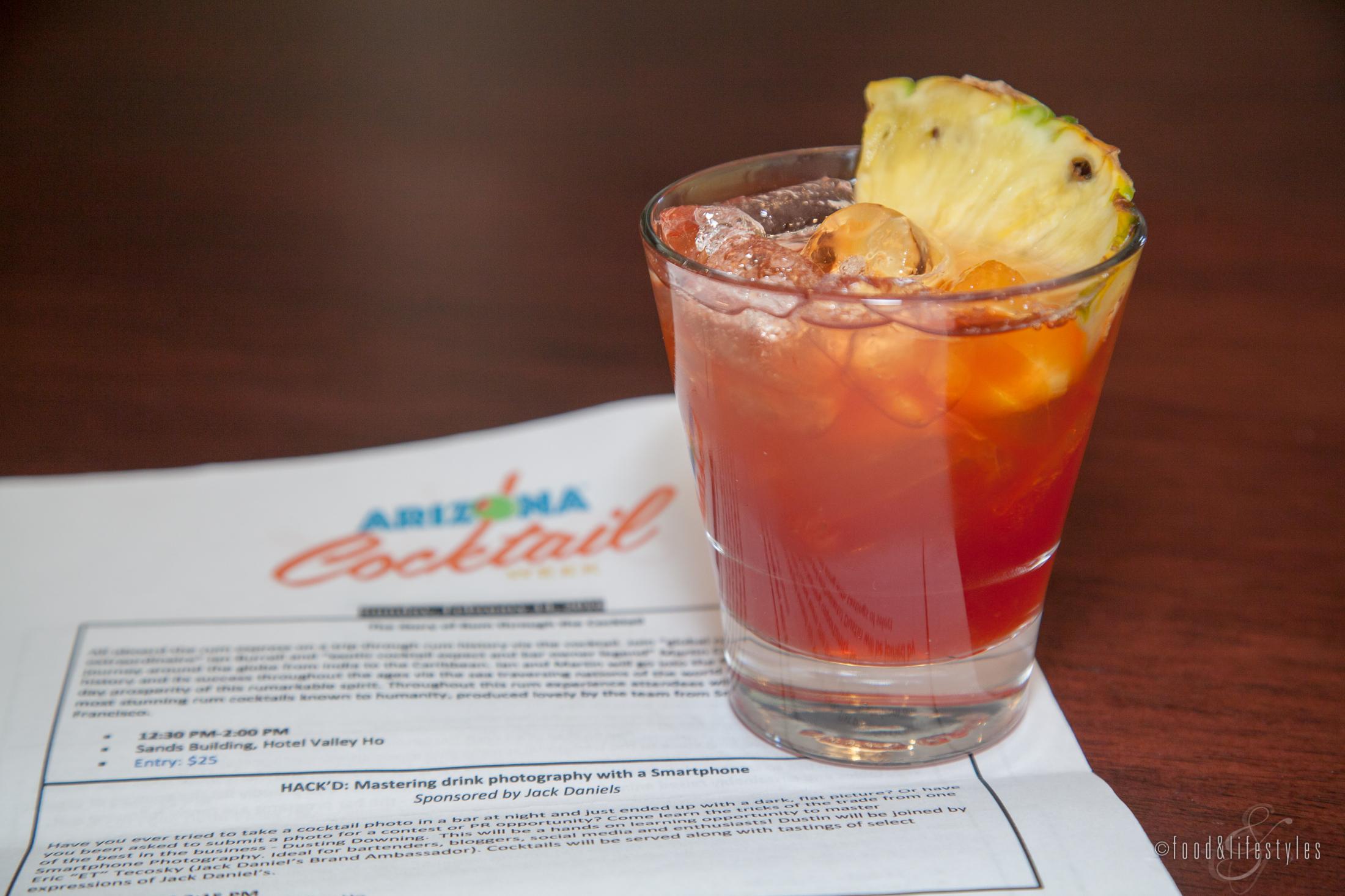 Arizona Cocktail Week 2016