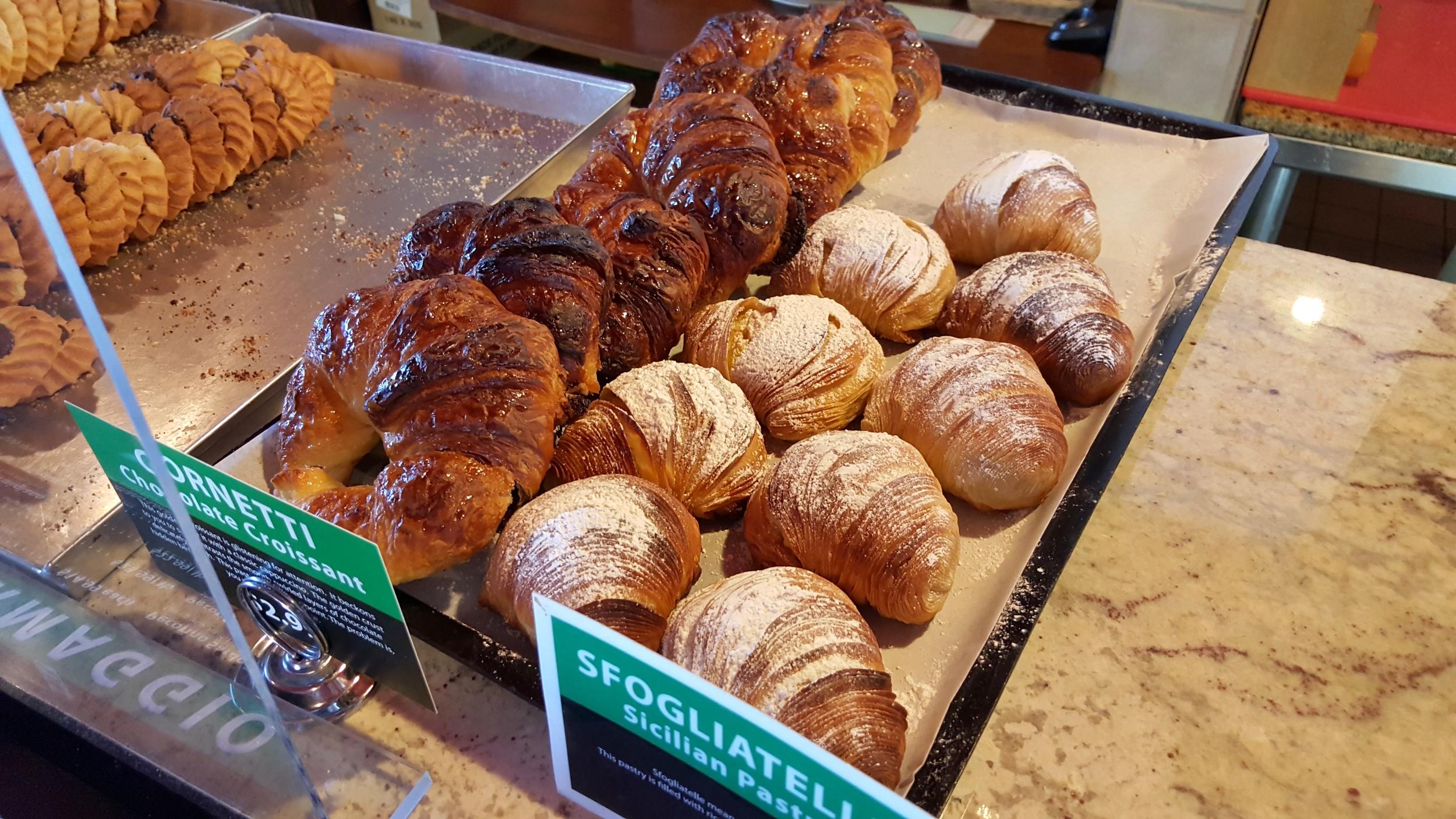 Andreoli's pastries Scottsdale