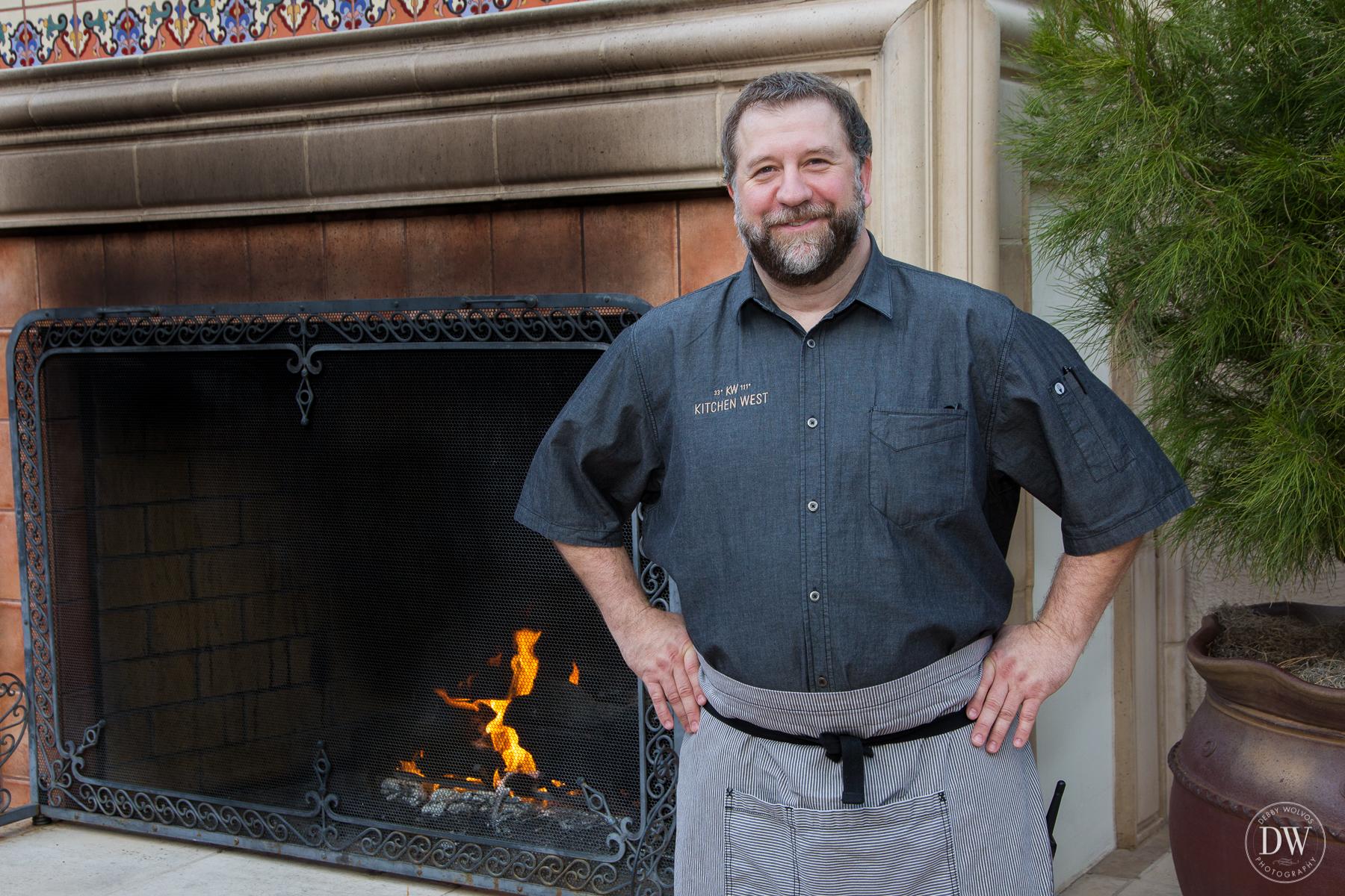 Executive Chef Rick Dupere Kitchen West