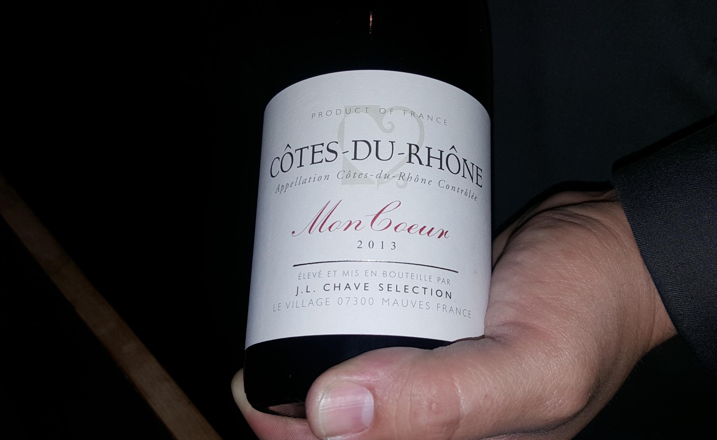 Mon Coeur Côtes du Rhône