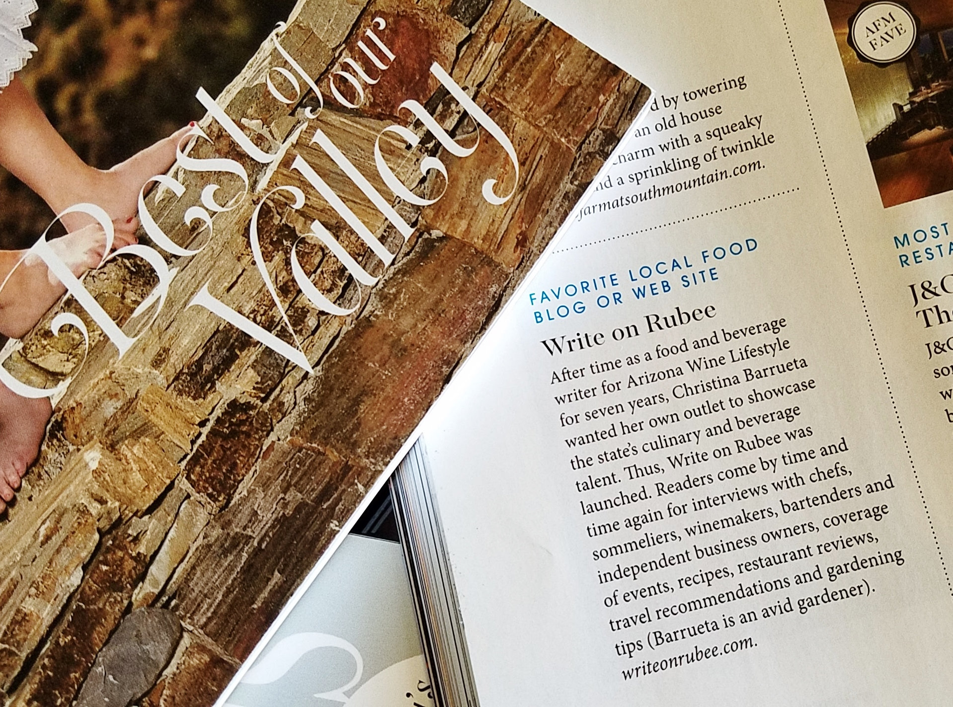 Write On Rubee Best Food Website