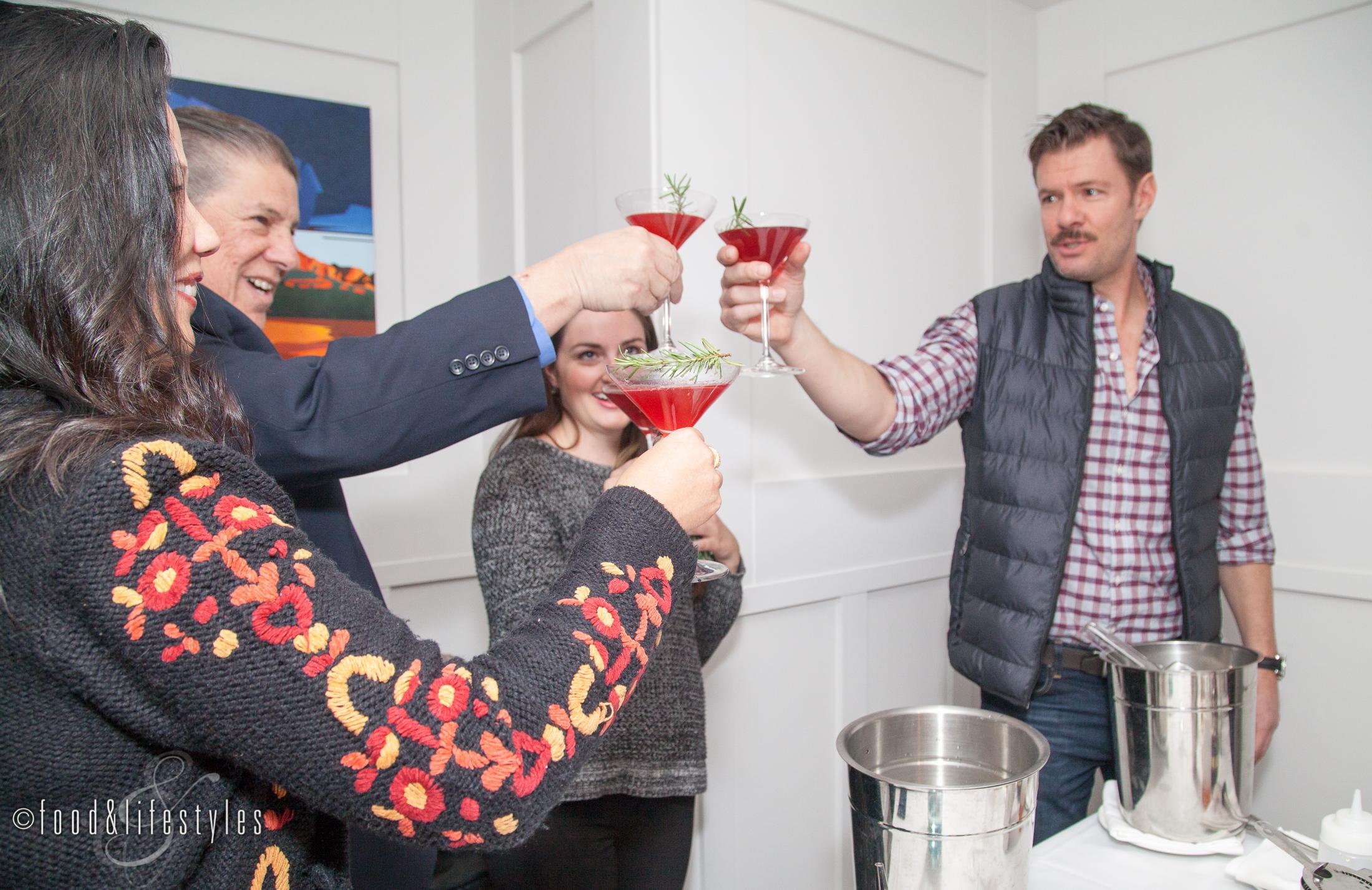 L'auberge de Sedona cocktail