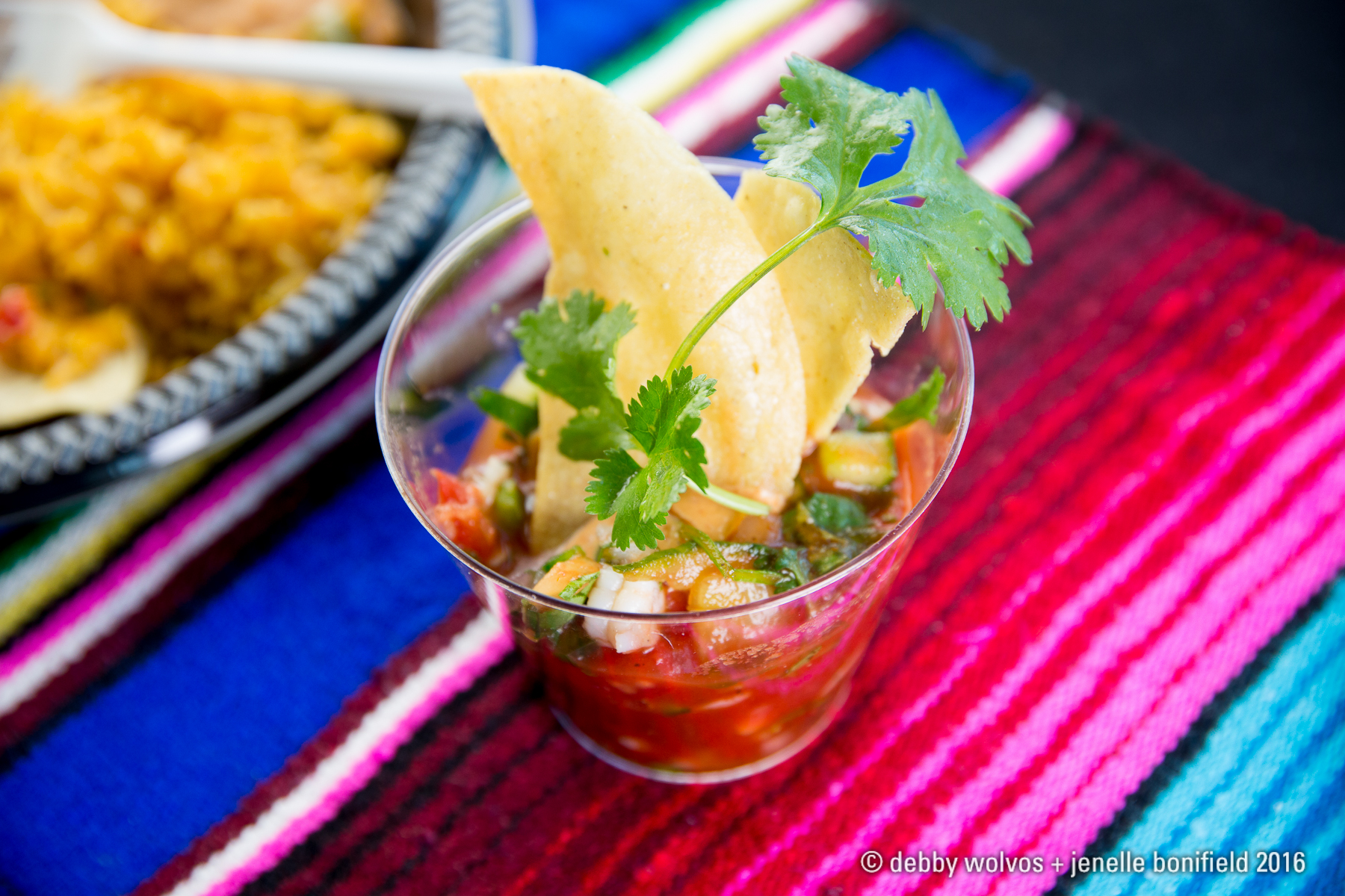"""Jorge's Famous Shrimp Ceviche"" - Pasco Kitchen"