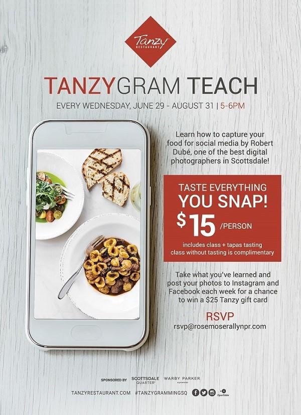 Tanzygram Teach