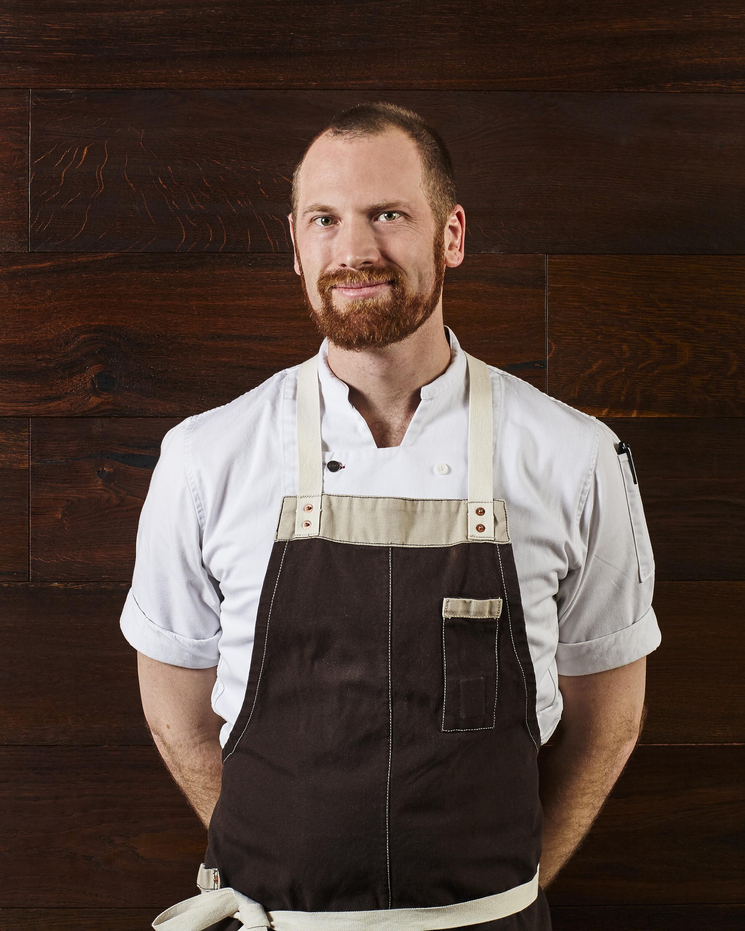 Executive Chef Kevin Fink, owner of Emmer & Rye  (credit: Hayden Spears)