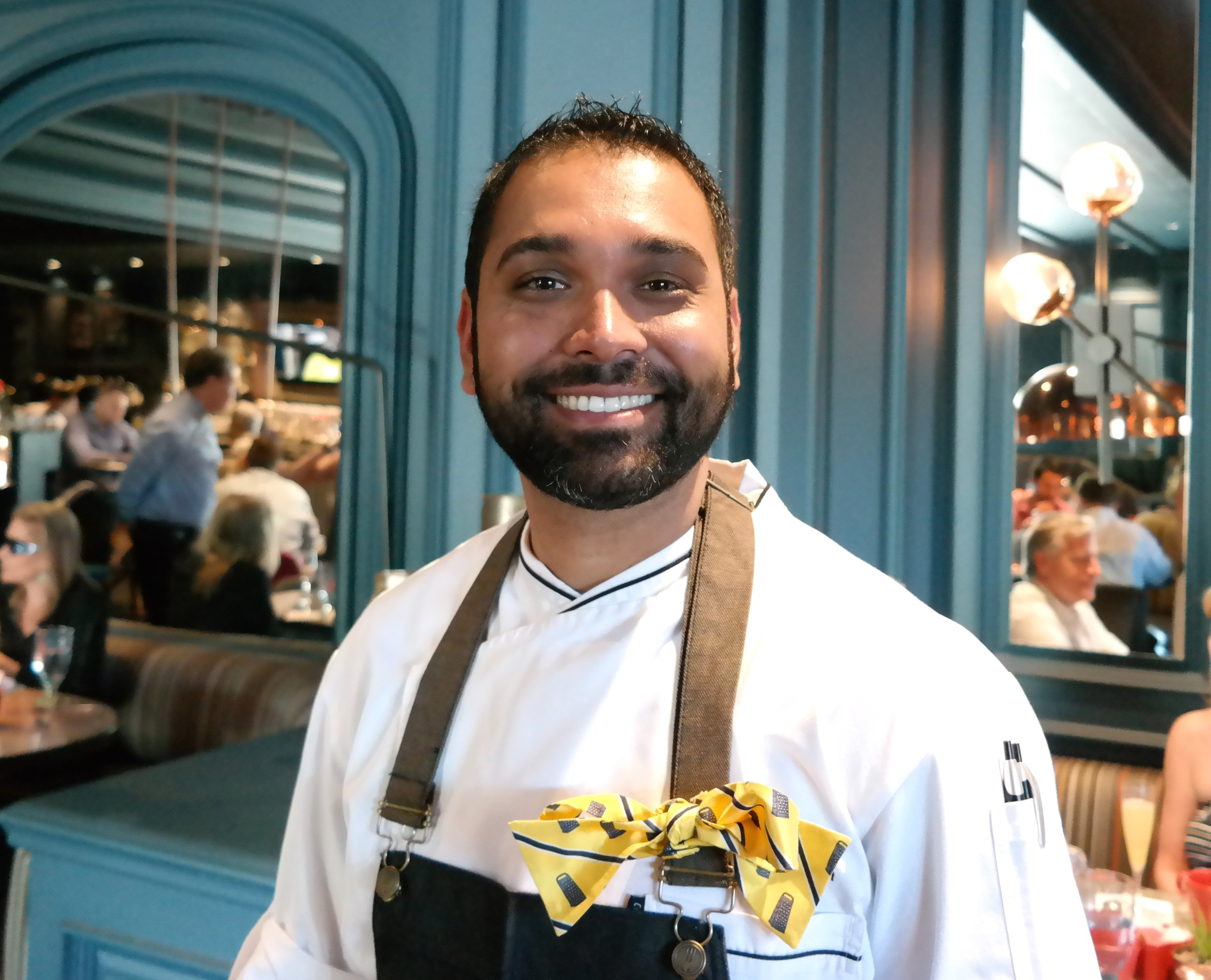 Director of Culinary Experiences Dushyant Singh