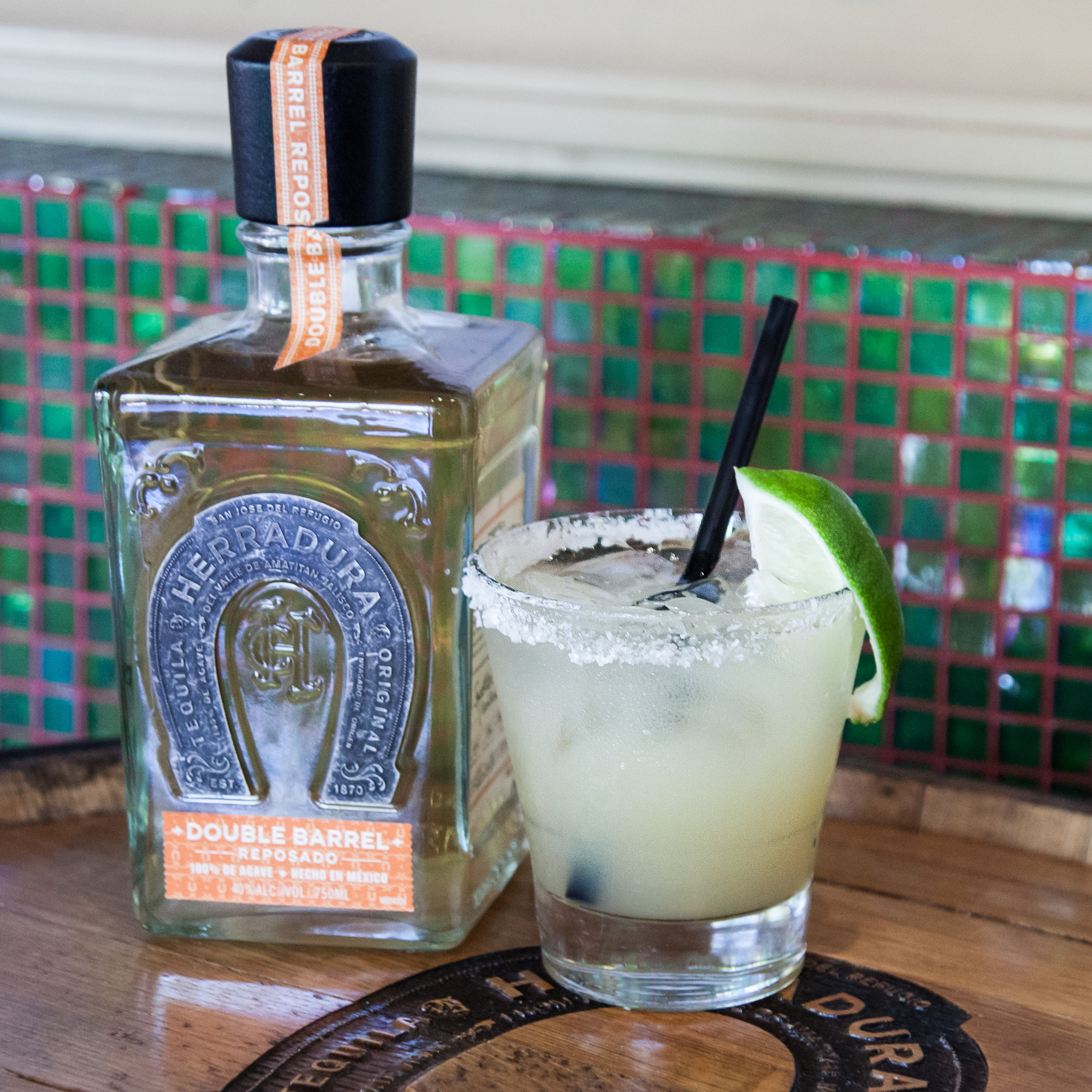 El Pedregal Margarita at the Spotted Donkey