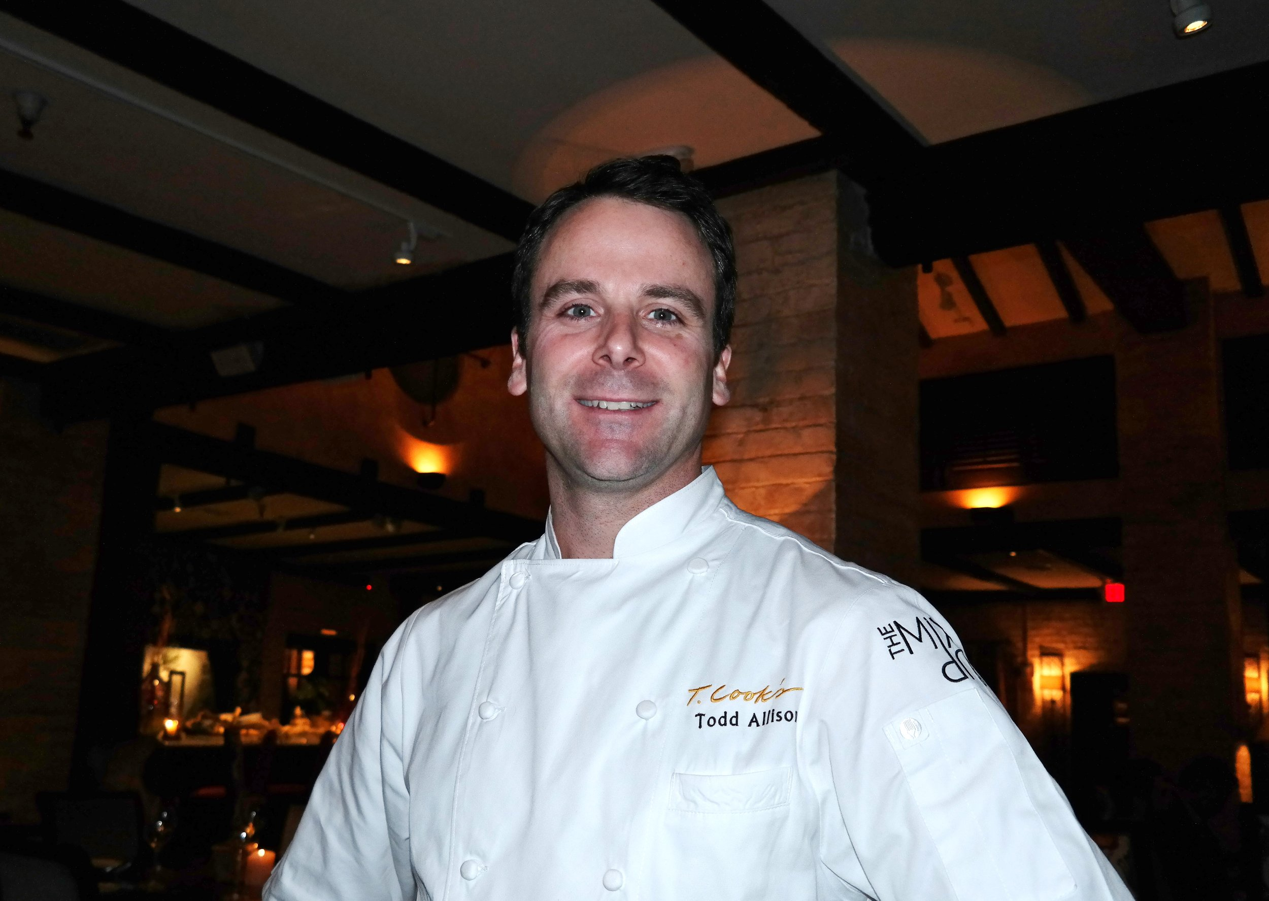 Chef Todd Allison
