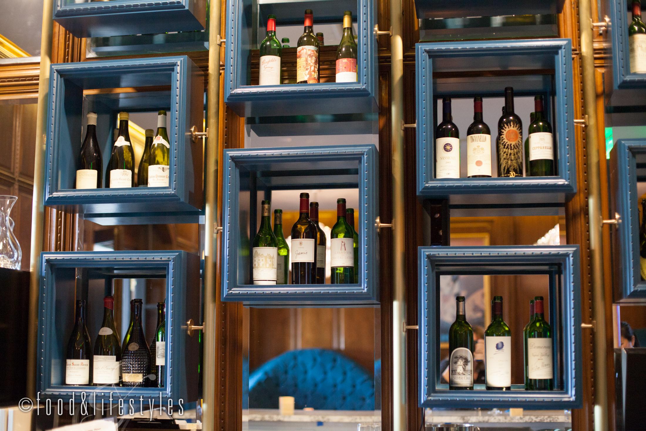 Jamie's wine bar Arizona