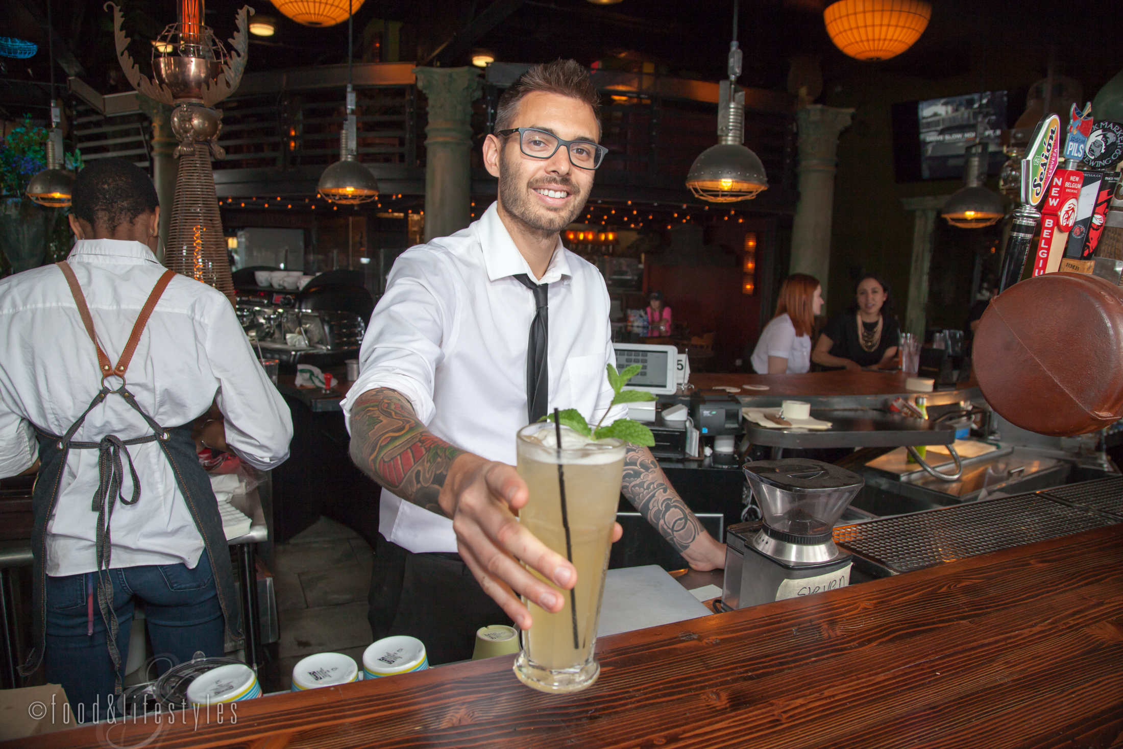 cocktails The Grand AZ