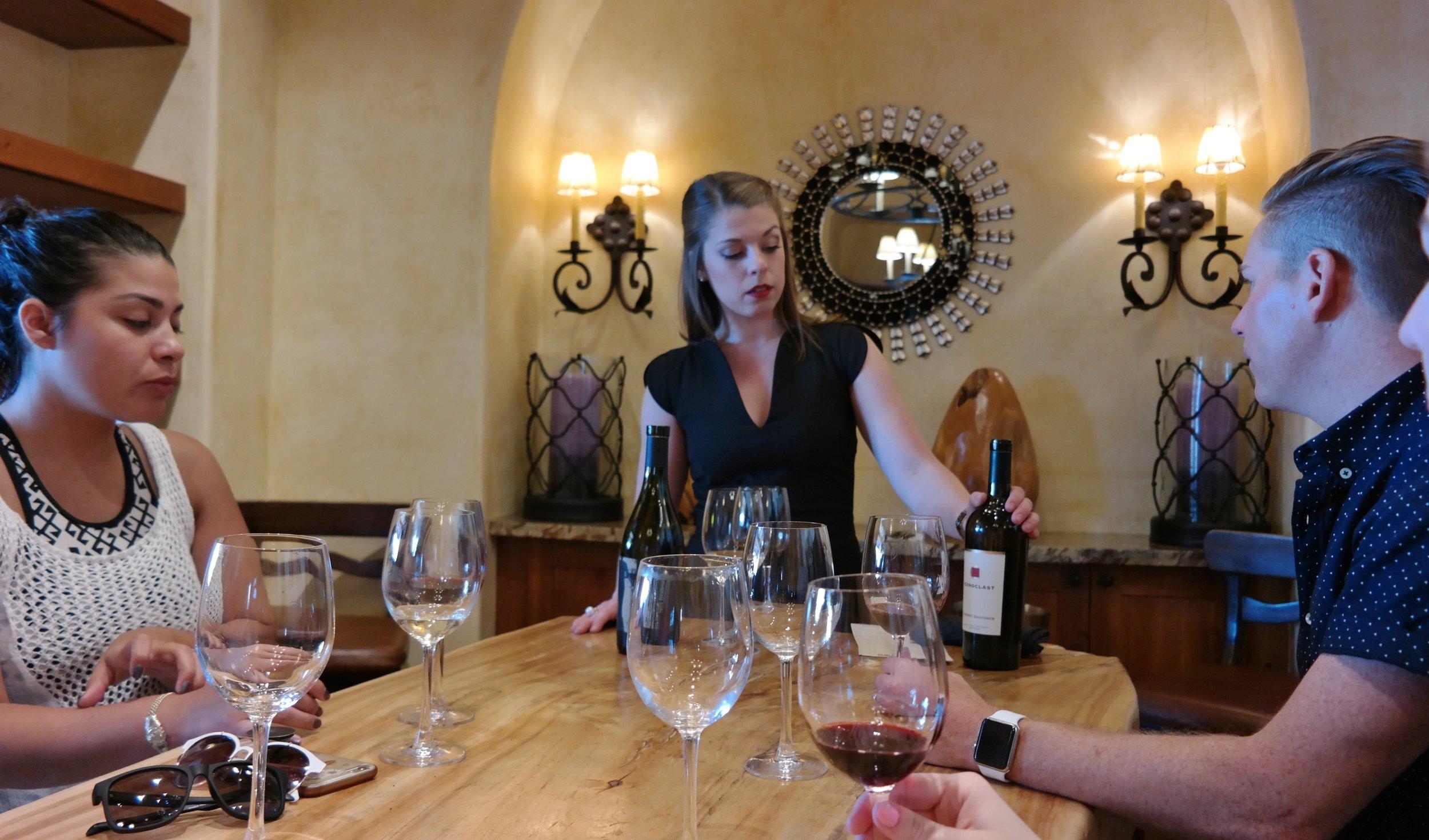 Wine Tasting Talavera Scottsdale