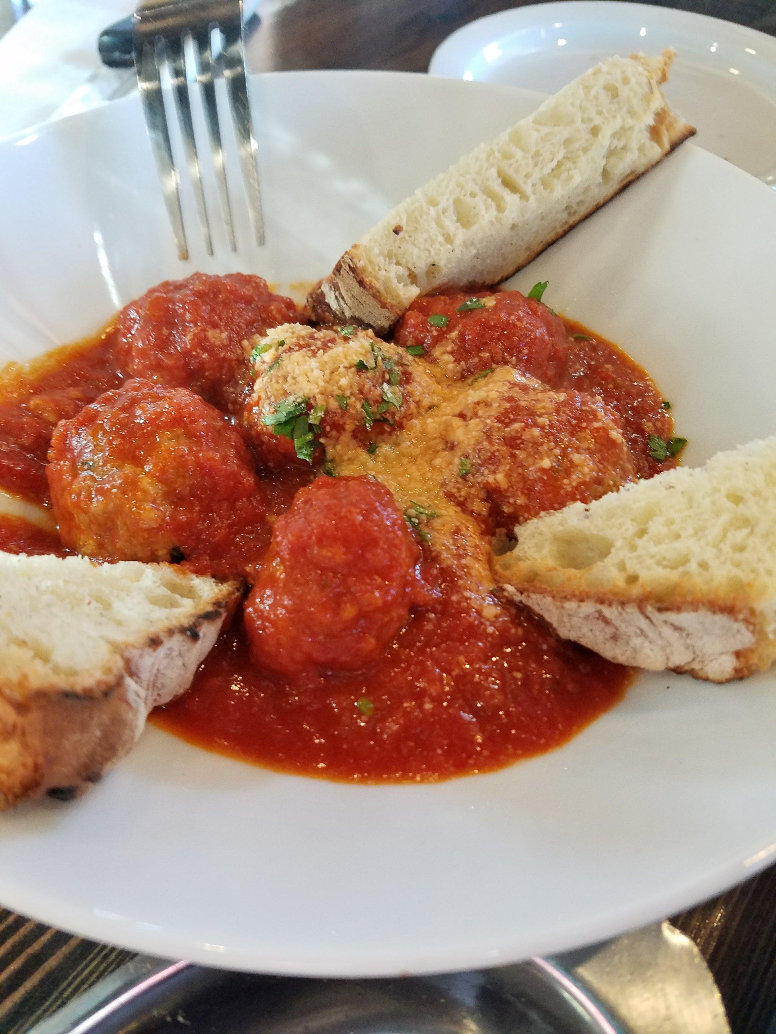 Meatballs (Fabio's nonna's recipe)