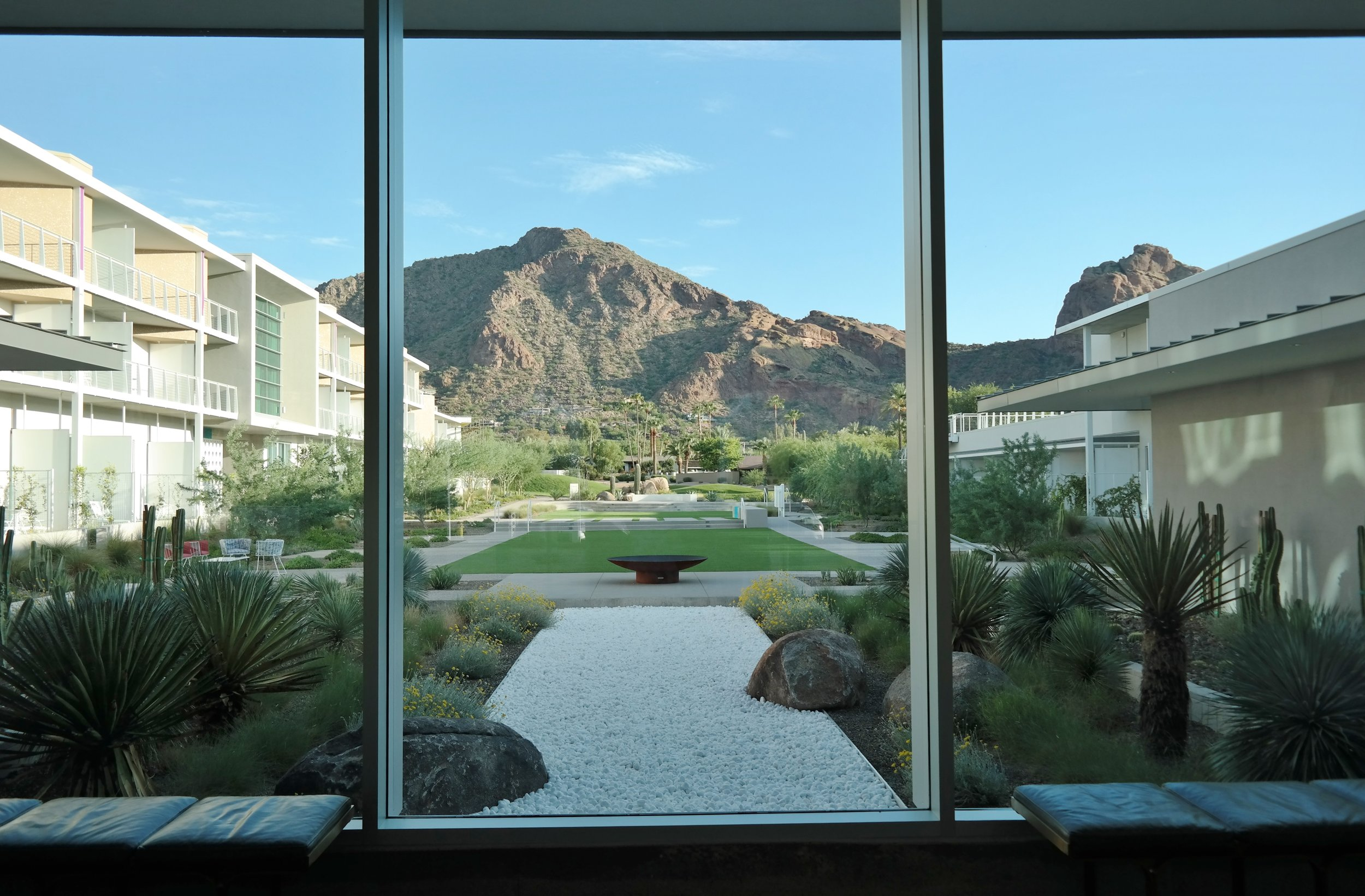 Mountain Shadows lobby view