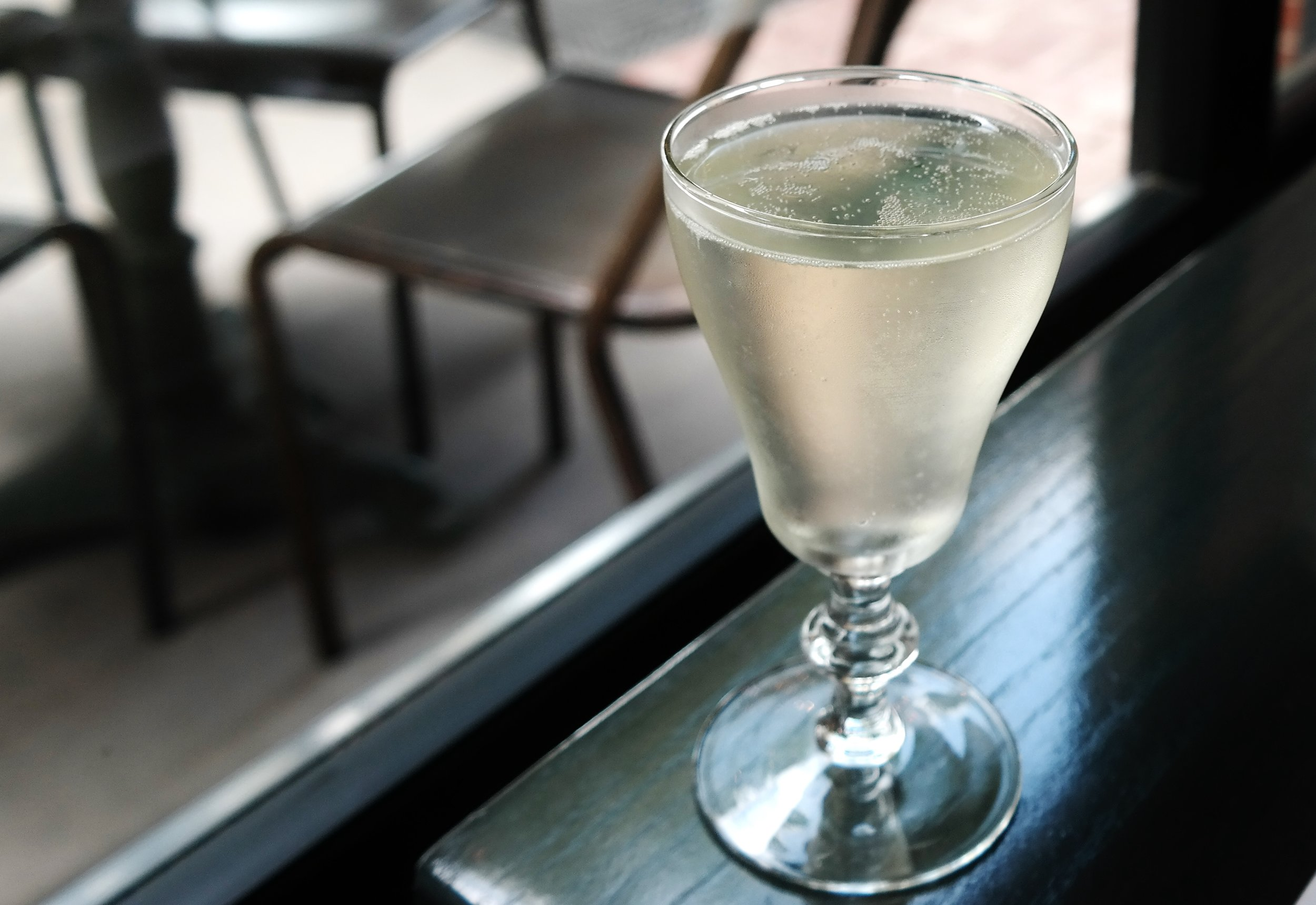Absinthe-Minded at Little Cleo's