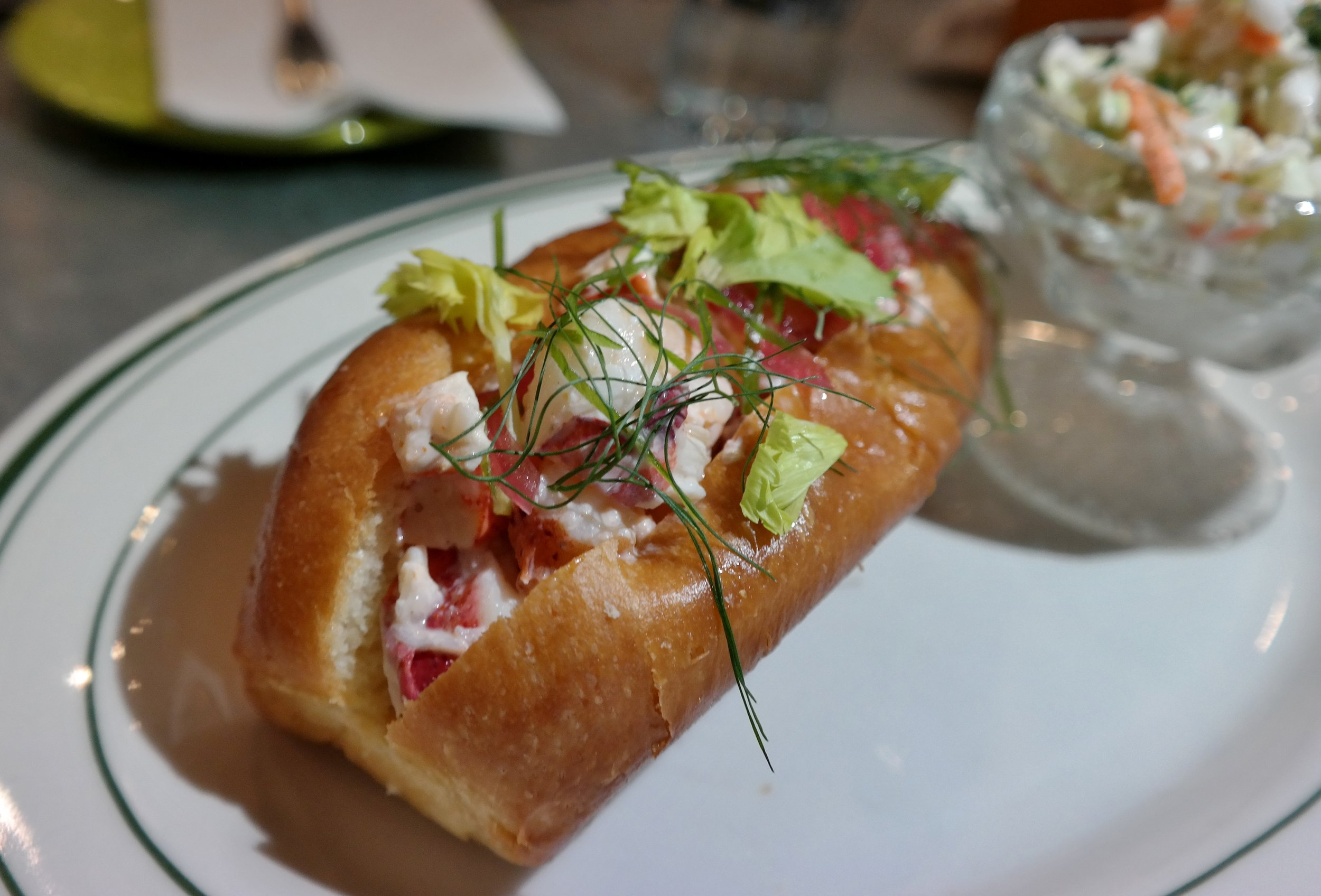 lobster roll little cleo's