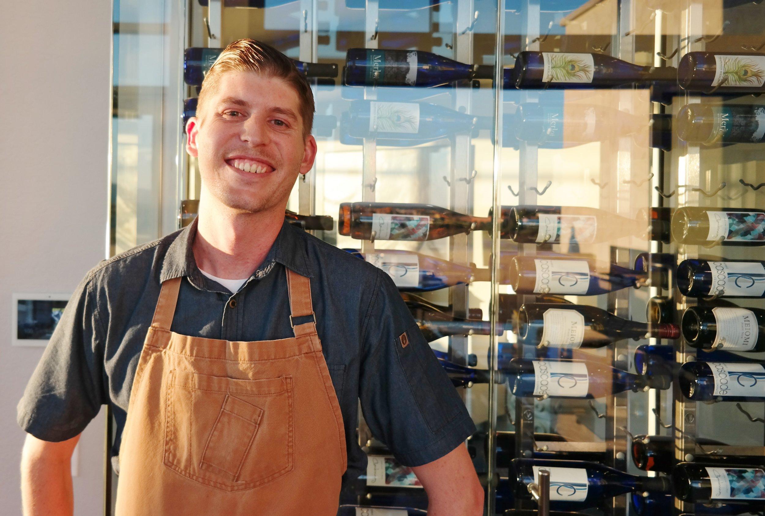 Chef Matthew Ecker