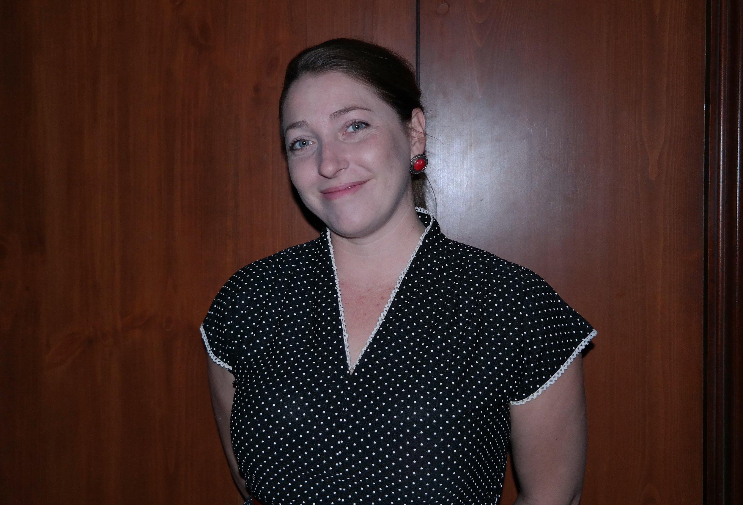Nicole Ellington