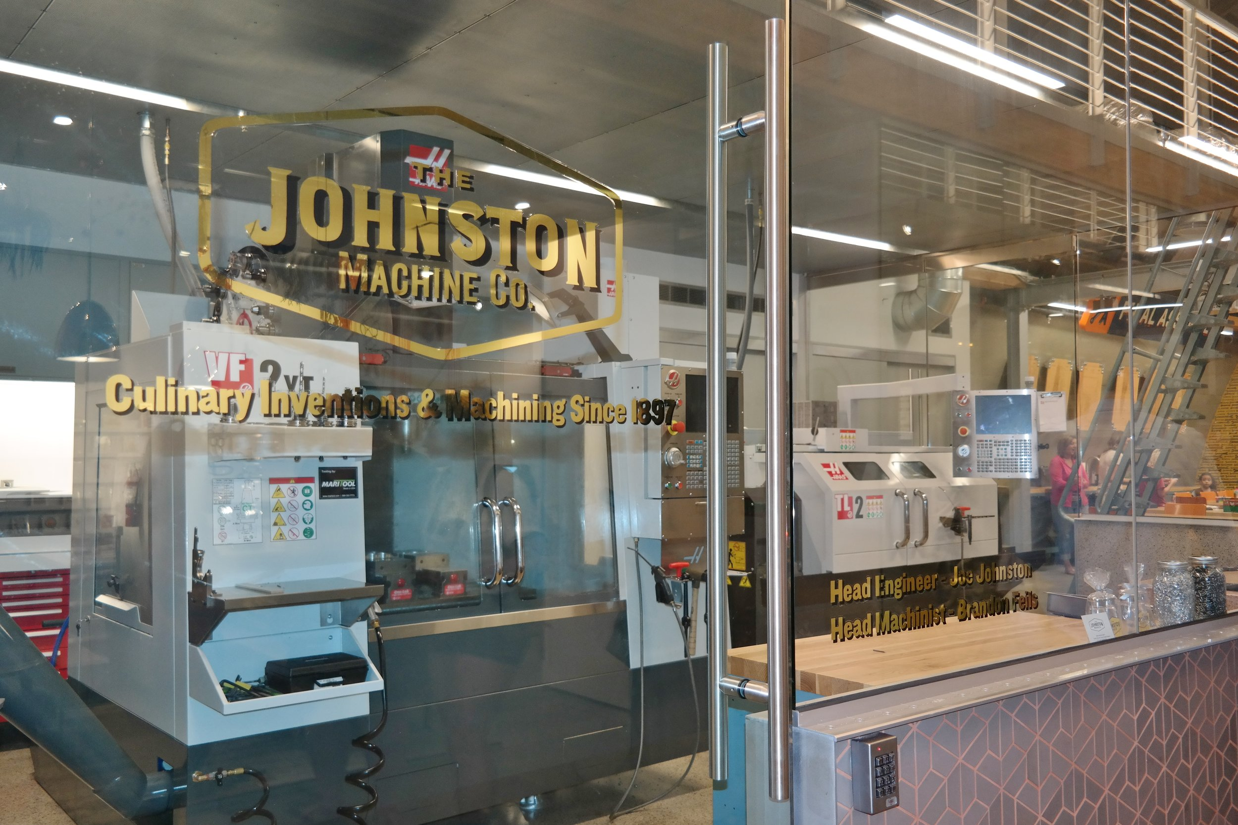 Johnston Machine Shop