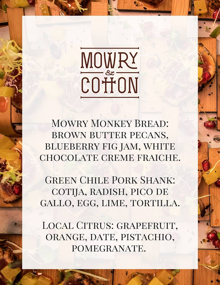 Mowry and Cotton