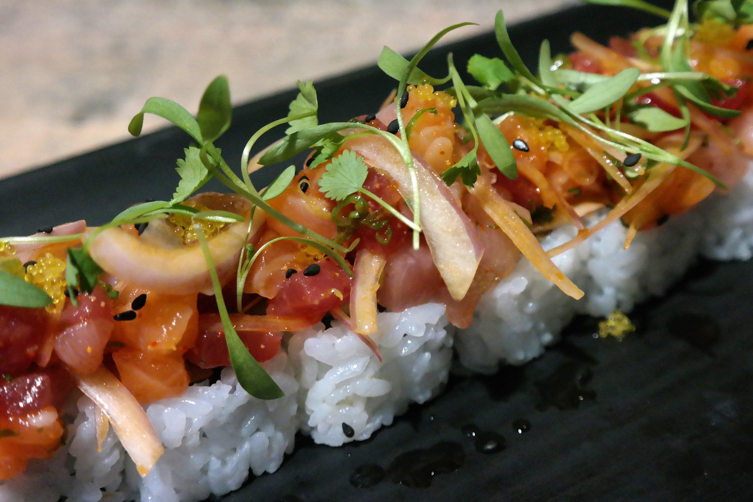 Kaiyo roll