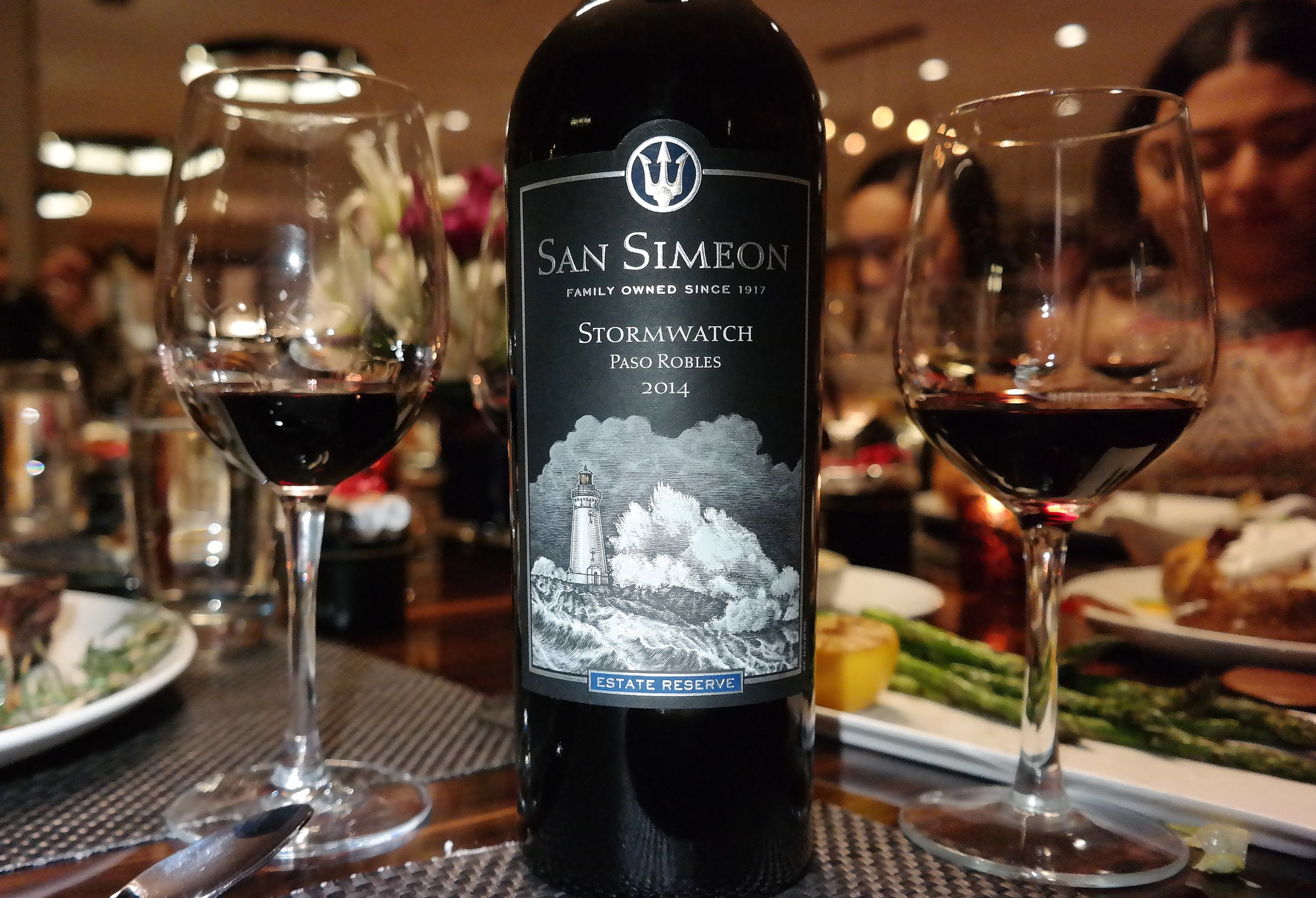 Stormwatcher wine