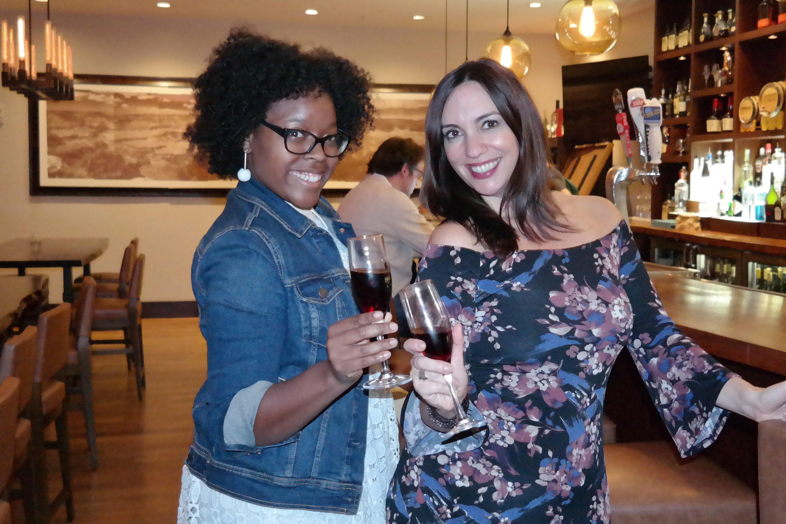 Stella Rosa wine dinner