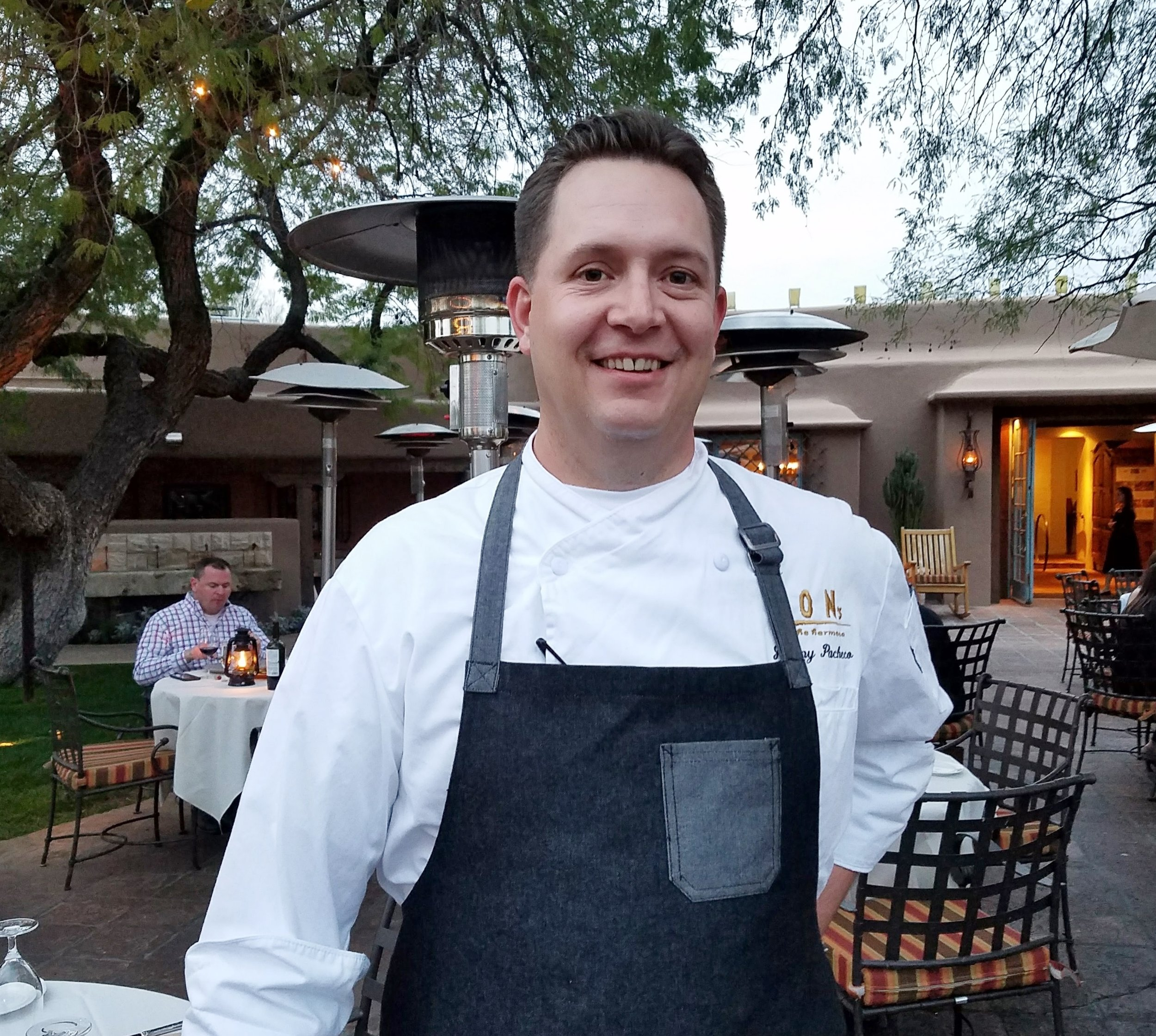 Chef Jeremy Pacheco