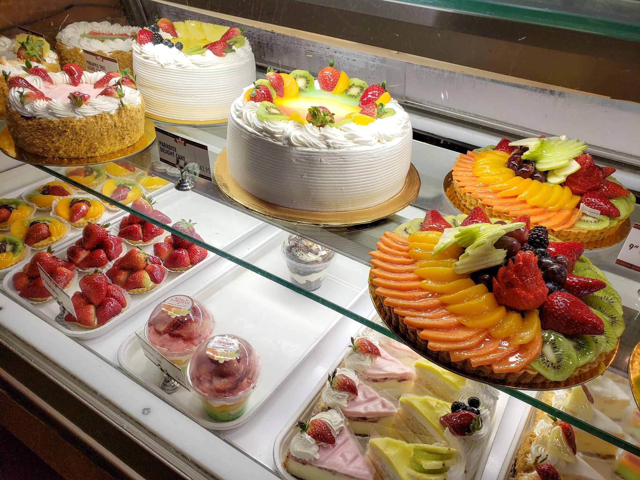 King's Hawaiian Bakery