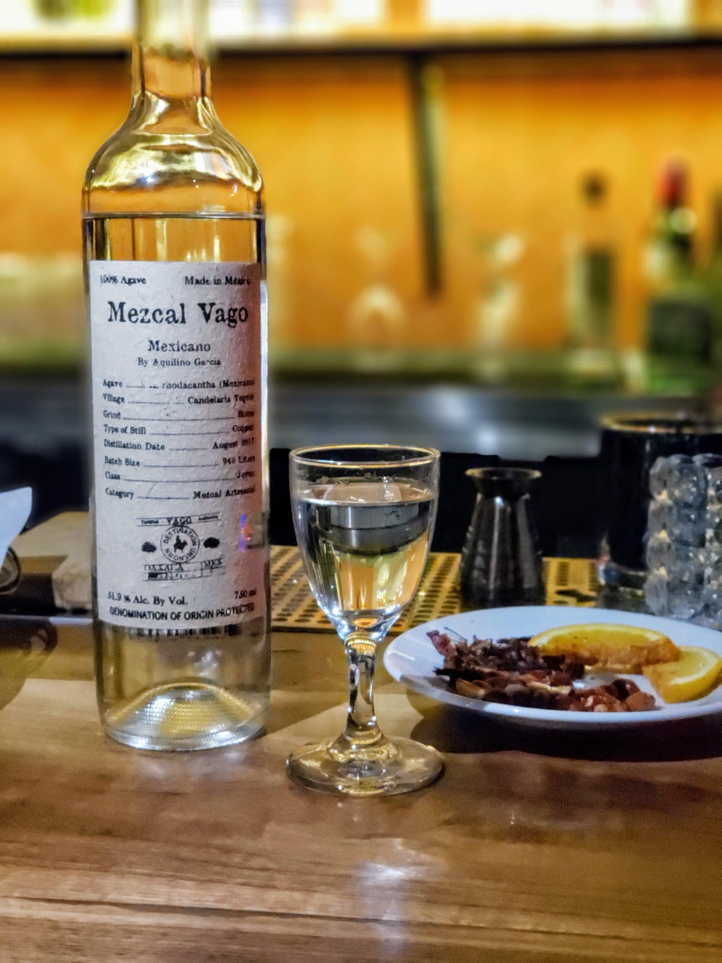 Mezcal Vago Mexicano