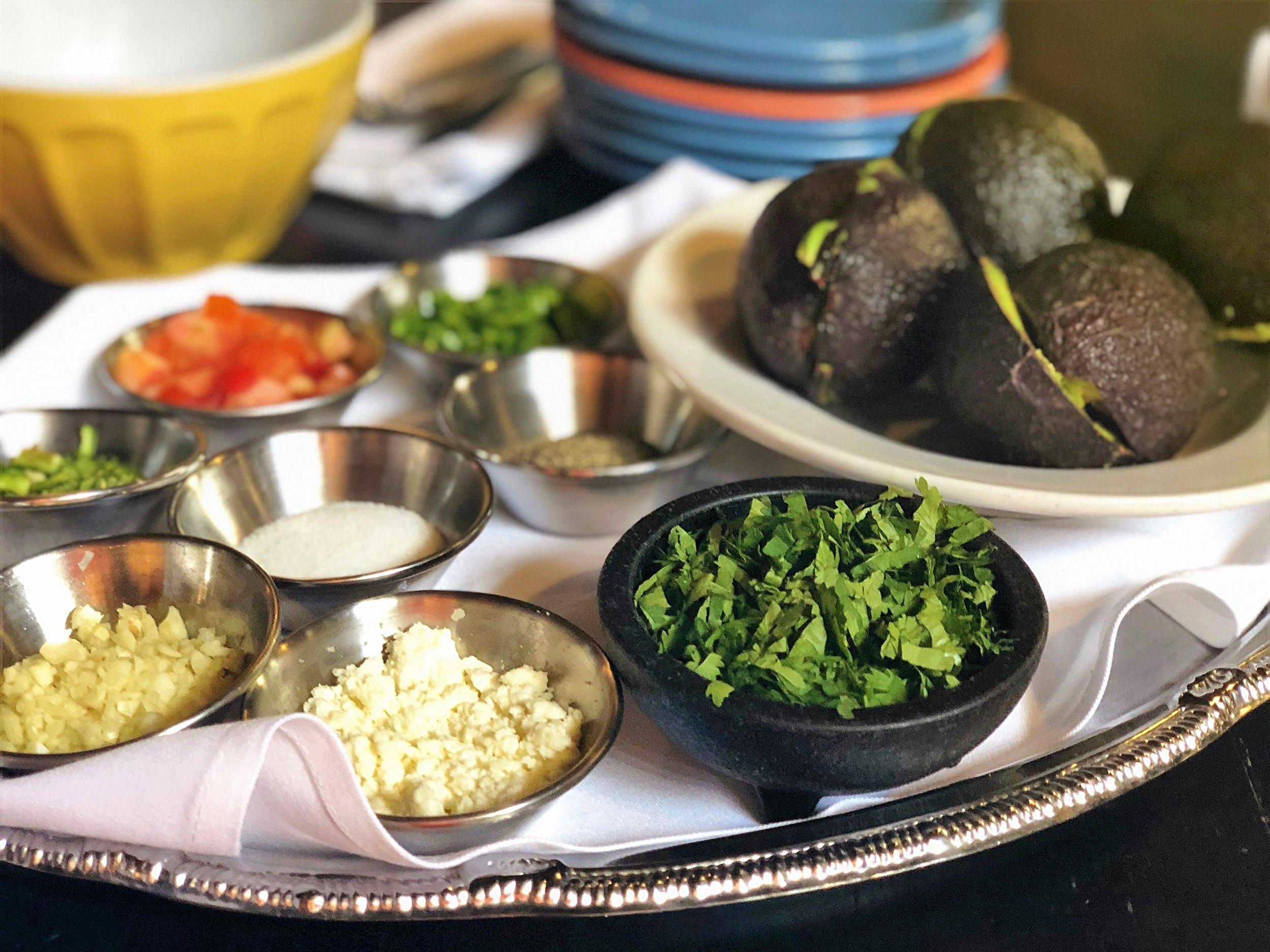Macayo's Guacamole