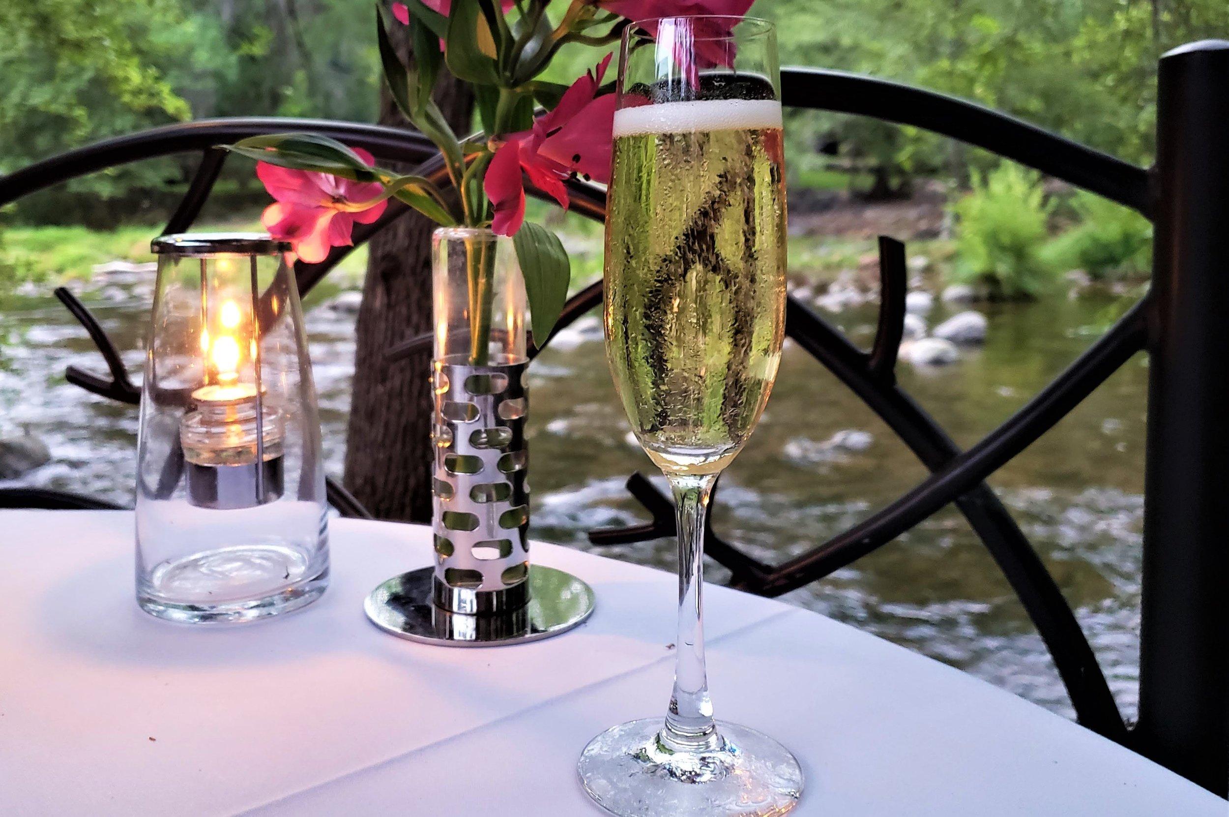 Champagne Cress on Oak Creek