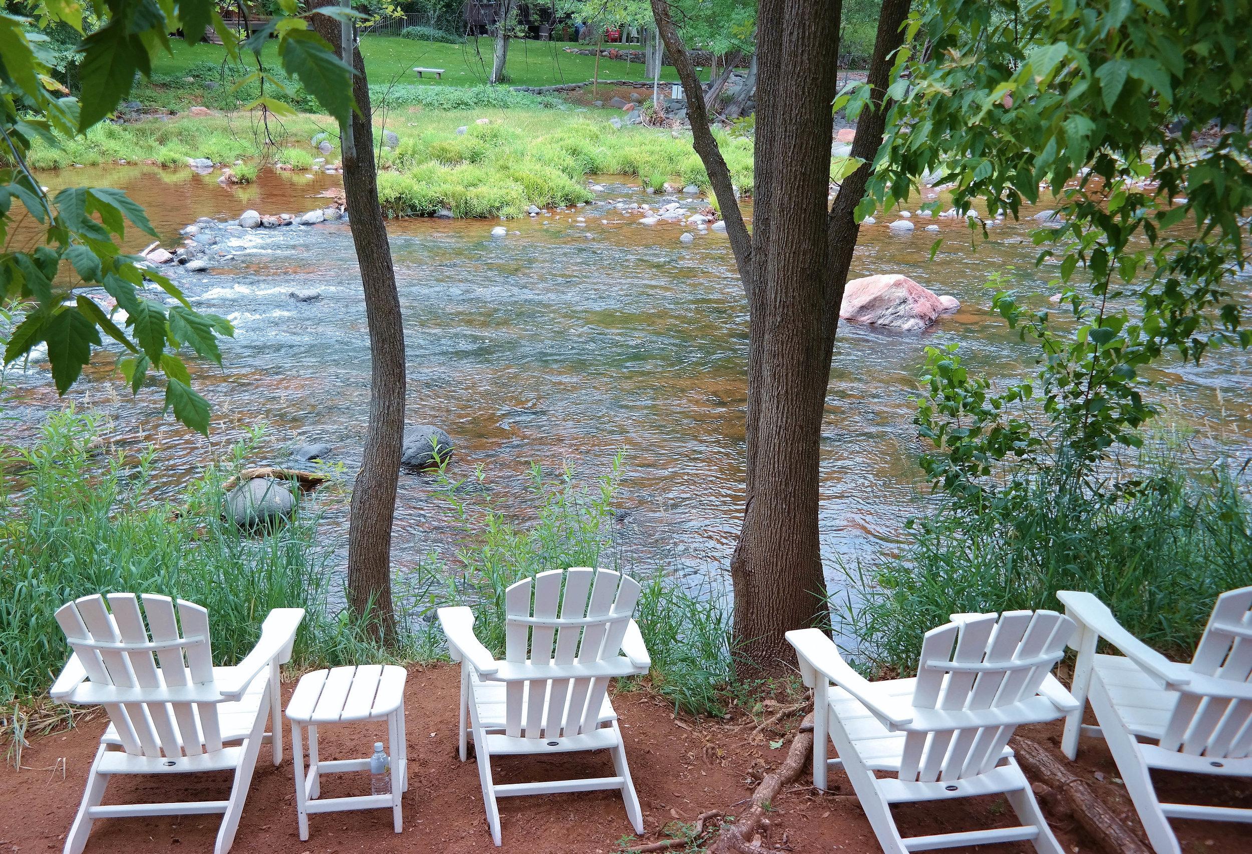 Lauberge Creek
