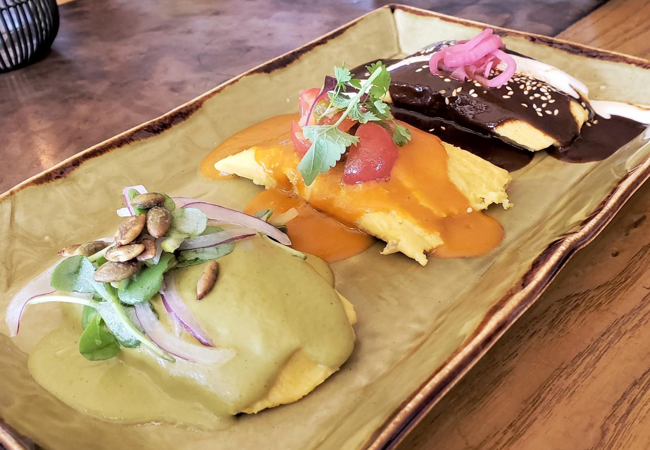 Tamales at La Hacienda Scottsdale