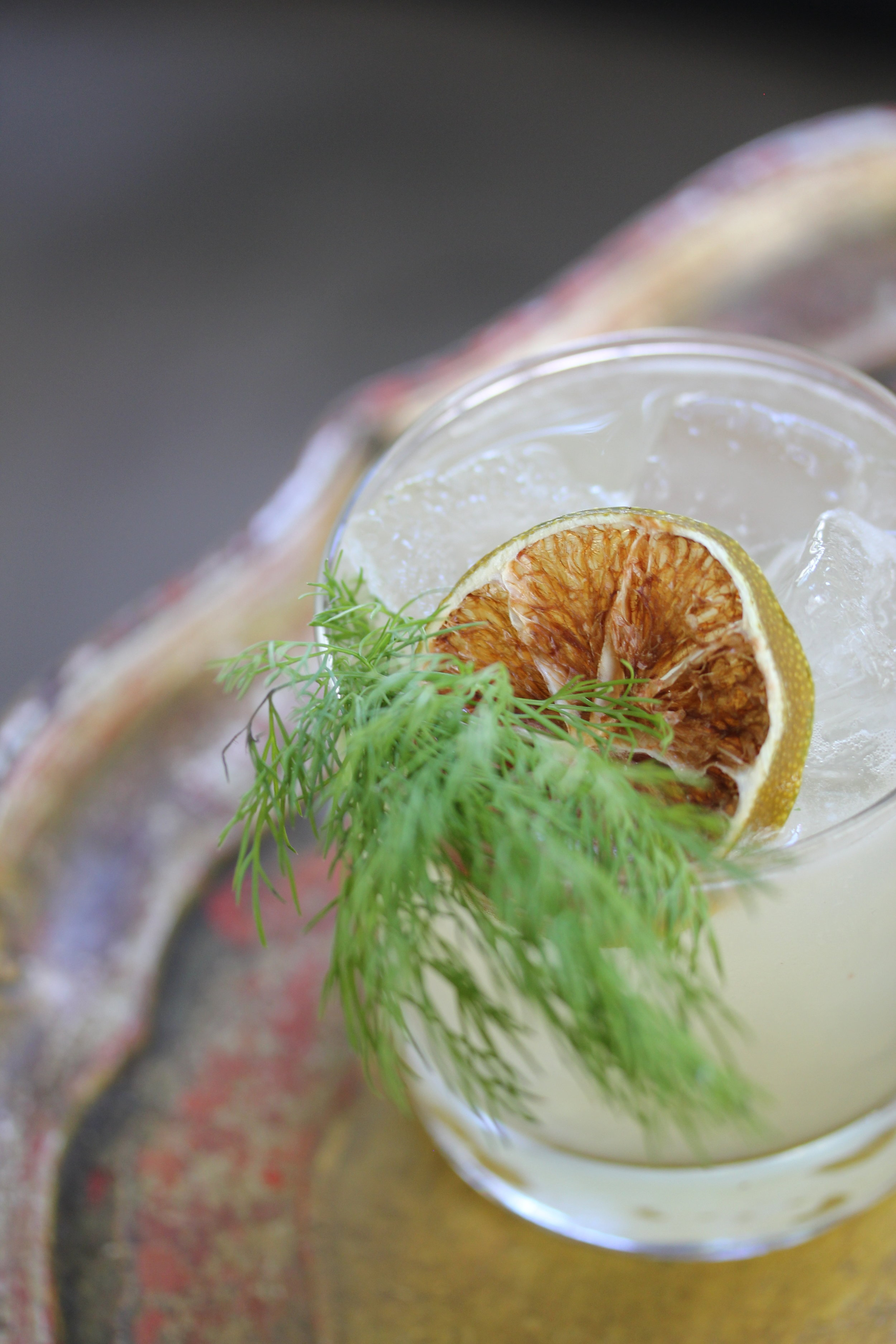 Bar Pesce Kind Of A Big Dill cocktail.JPG