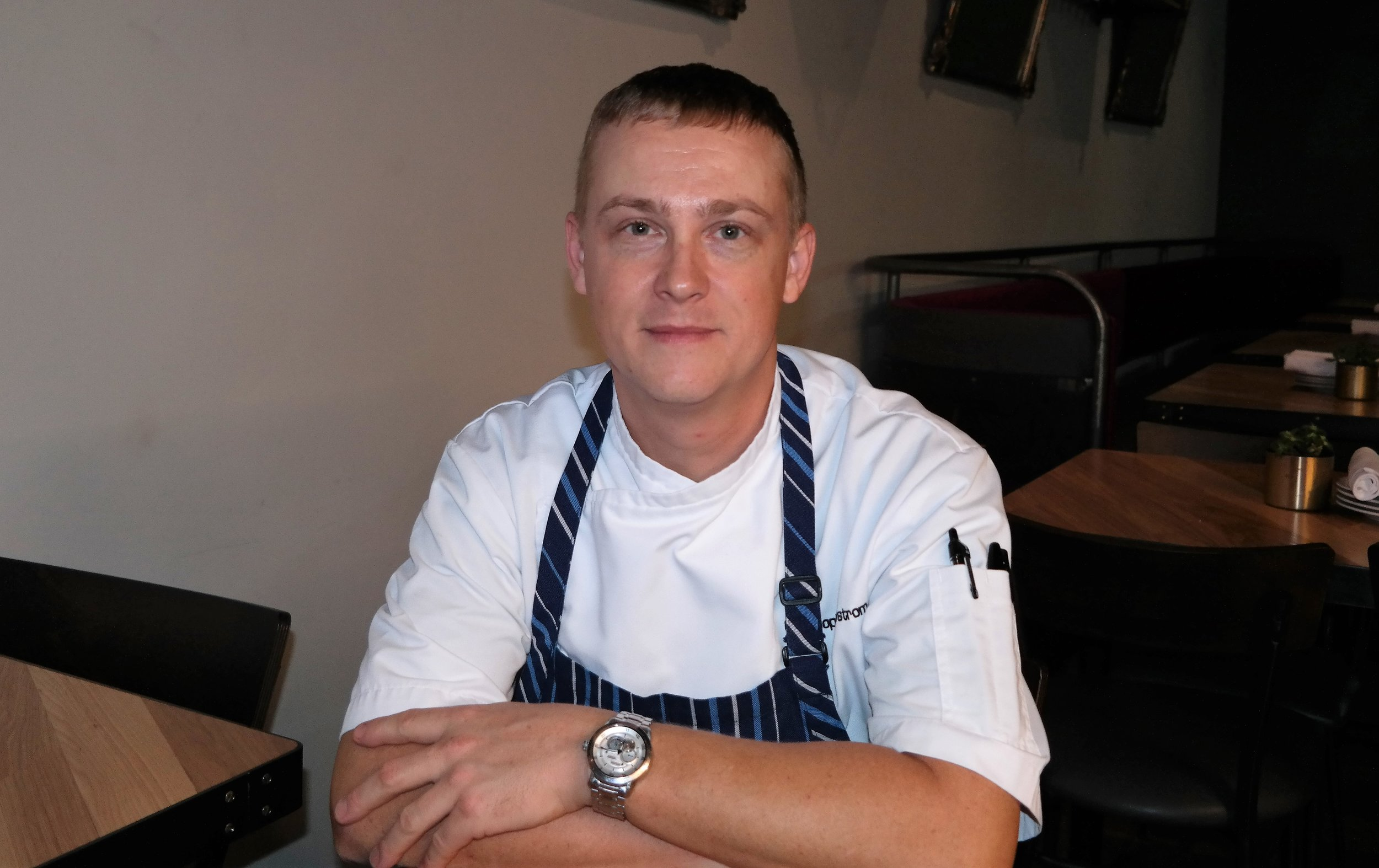Chef Christopher Newstrom AZ