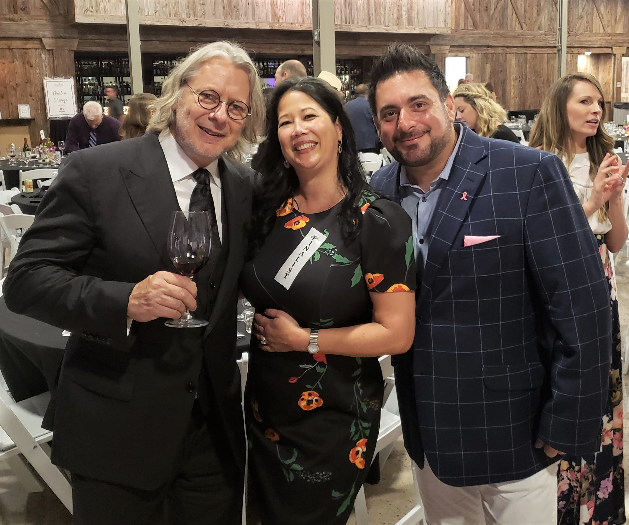 2018 Foodist Awards: Winner of Food Pioneer - Christopher Gross of Christopher's and Geordie's at Wrigley Mansion; Winner of Best of the Best Food Writer - Christina Barrueta of Write On Rubee; Finalist for Signature Dish and Food Pioneer - Gio Osso of Virtu and Nico Heirloom Kitchen
