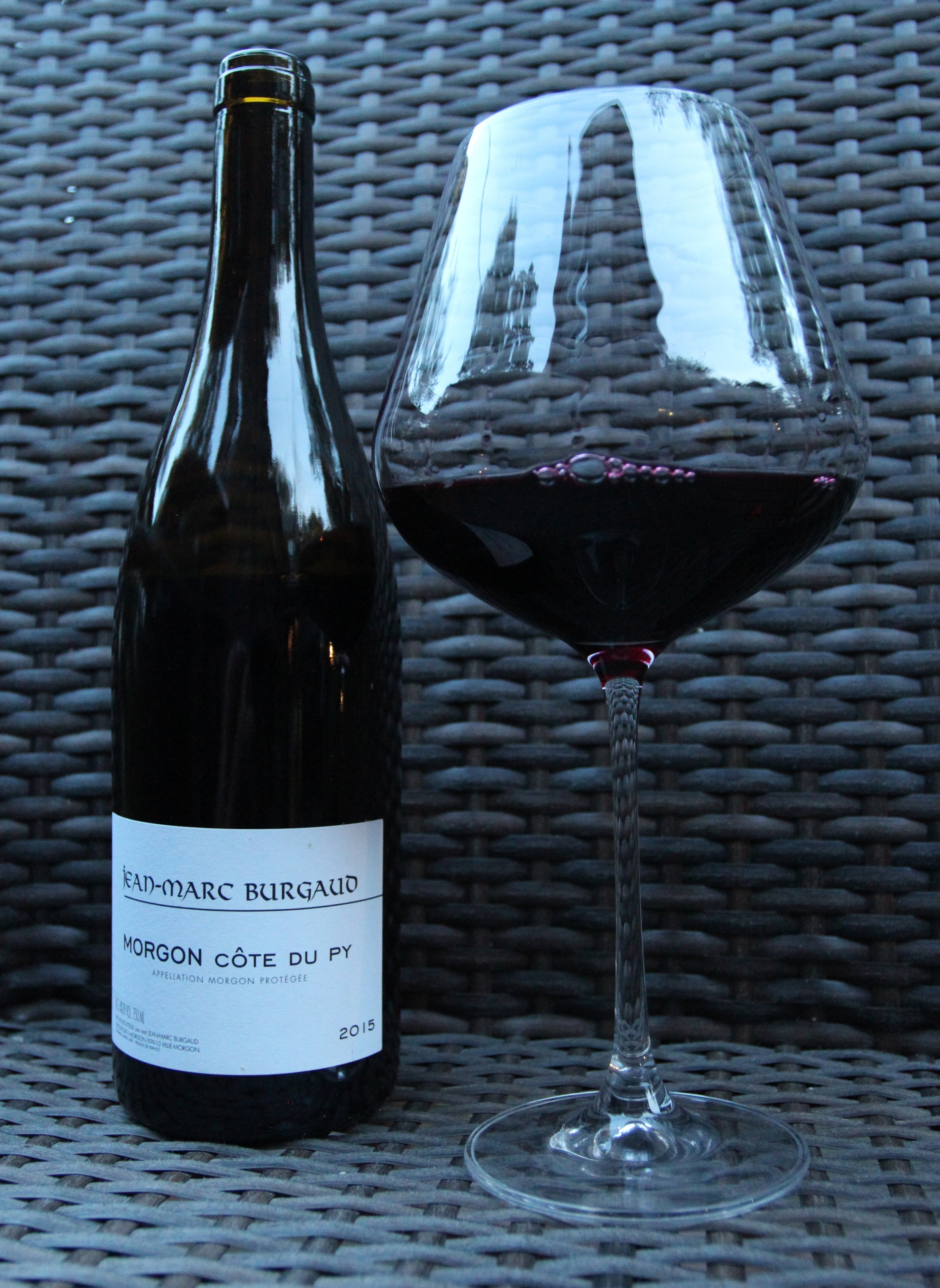 Jean-Marc Burgaud Morgon Côte du Py 2015: $19.99