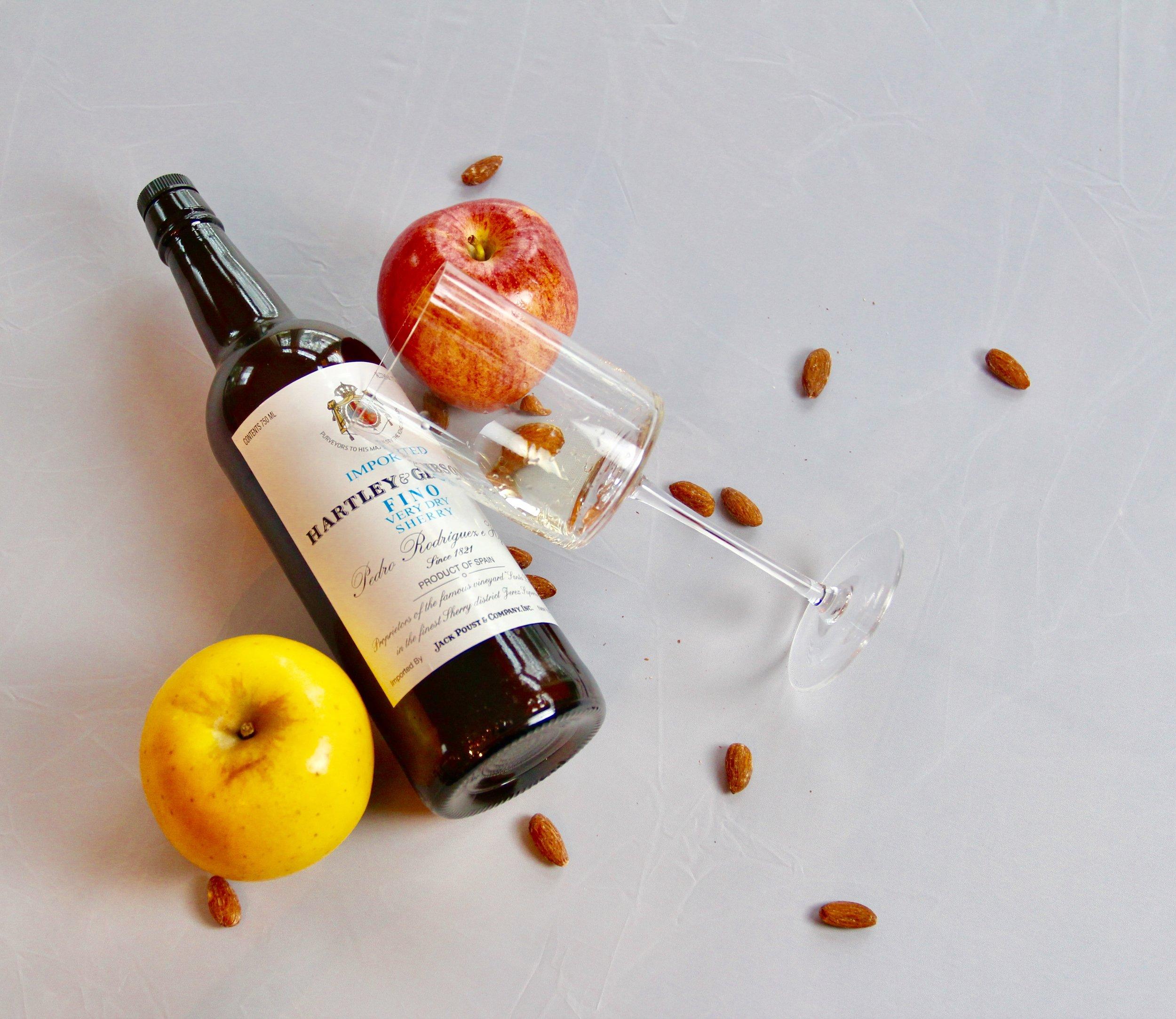 Hartley & Gibson's Fino Very Dry Sherry: $10